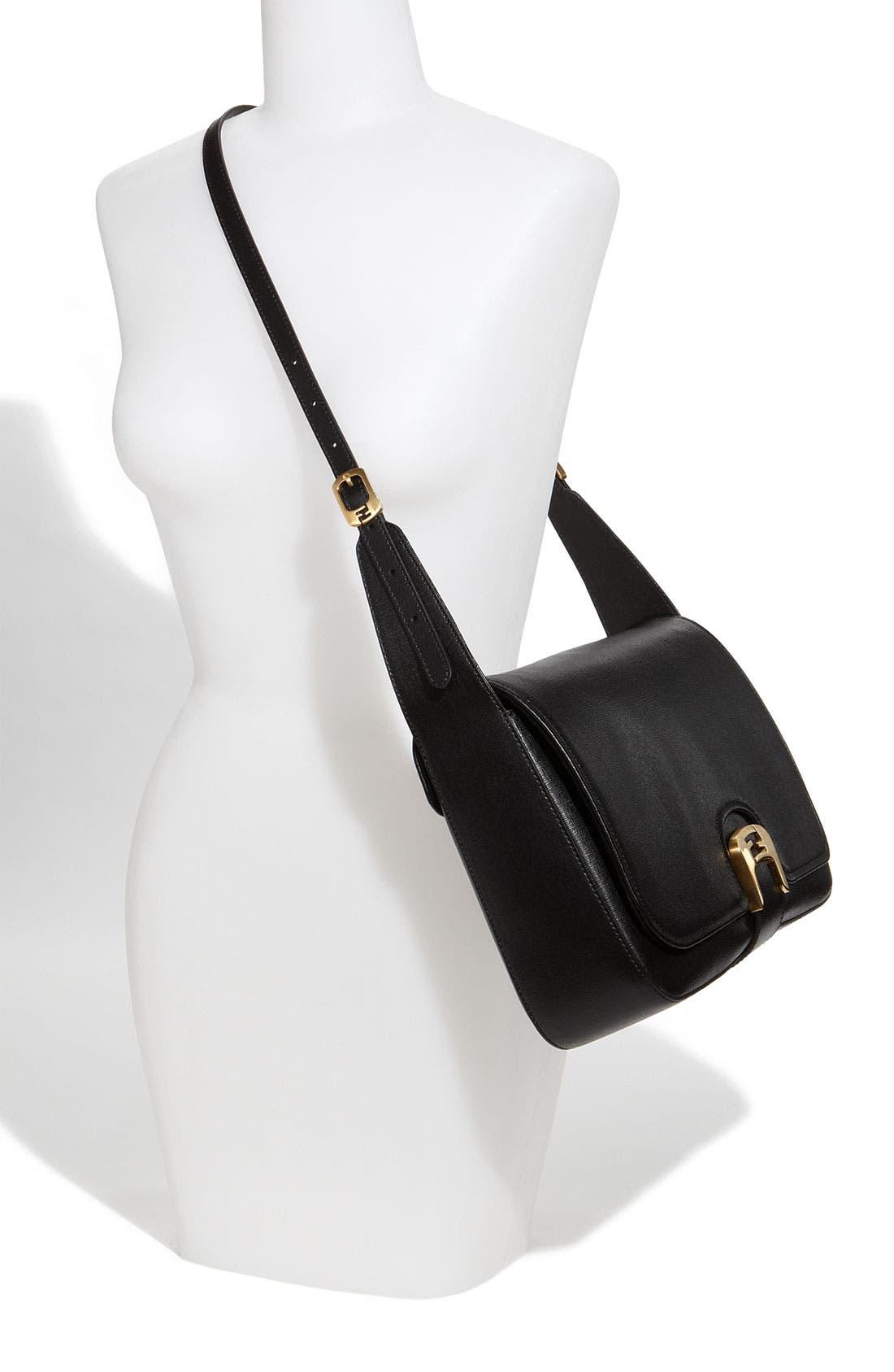 Alternate Image 2  - Fendi 'Chameleon' Leather Shoulder Bag