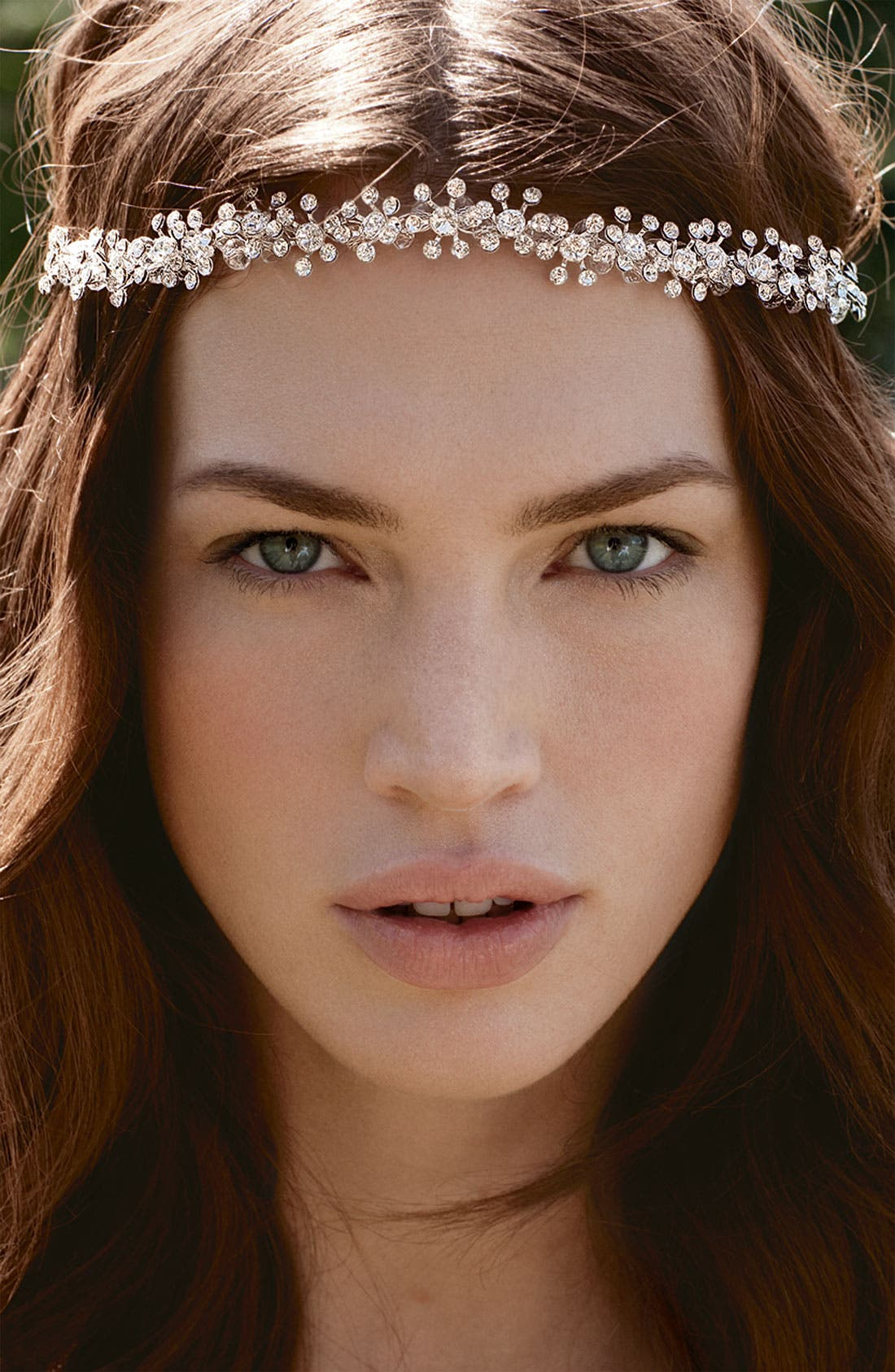 Alternate Image 2  - Tasha 'Beautiful Crystal' Head Wrap