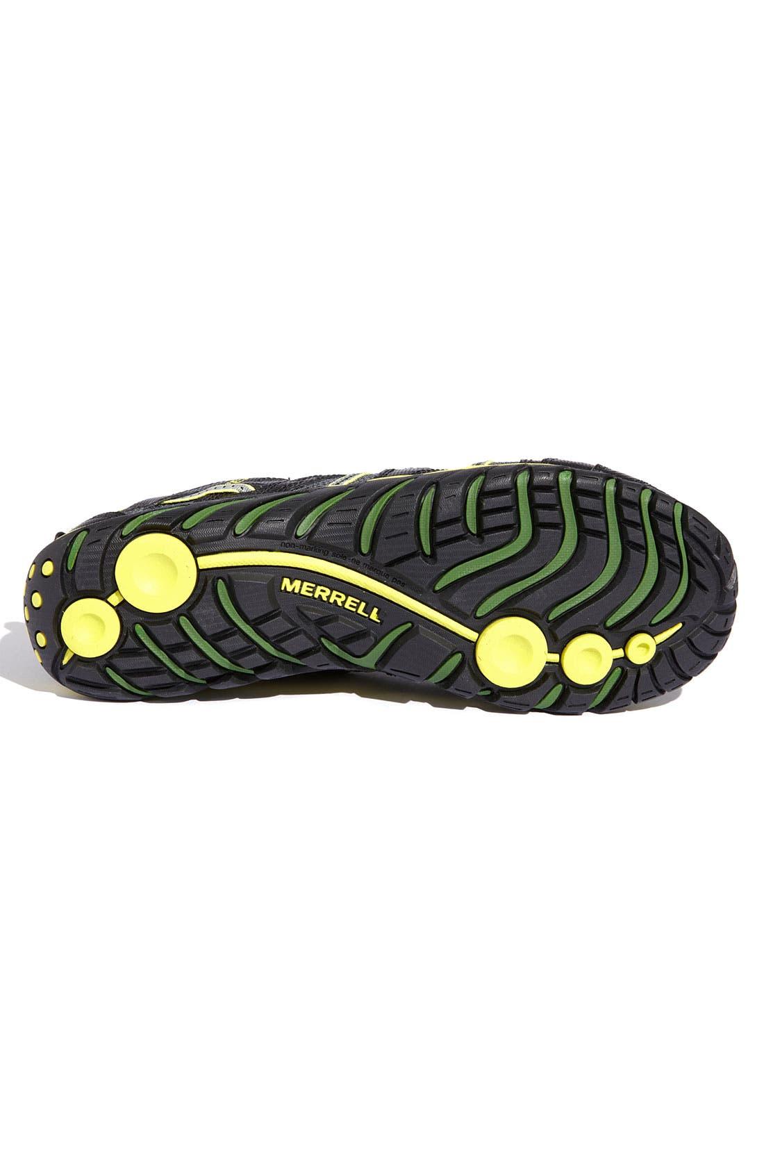 Alternate Image 4  - Merrell 'Waterpro Manistee' Trail Shoe (Men)