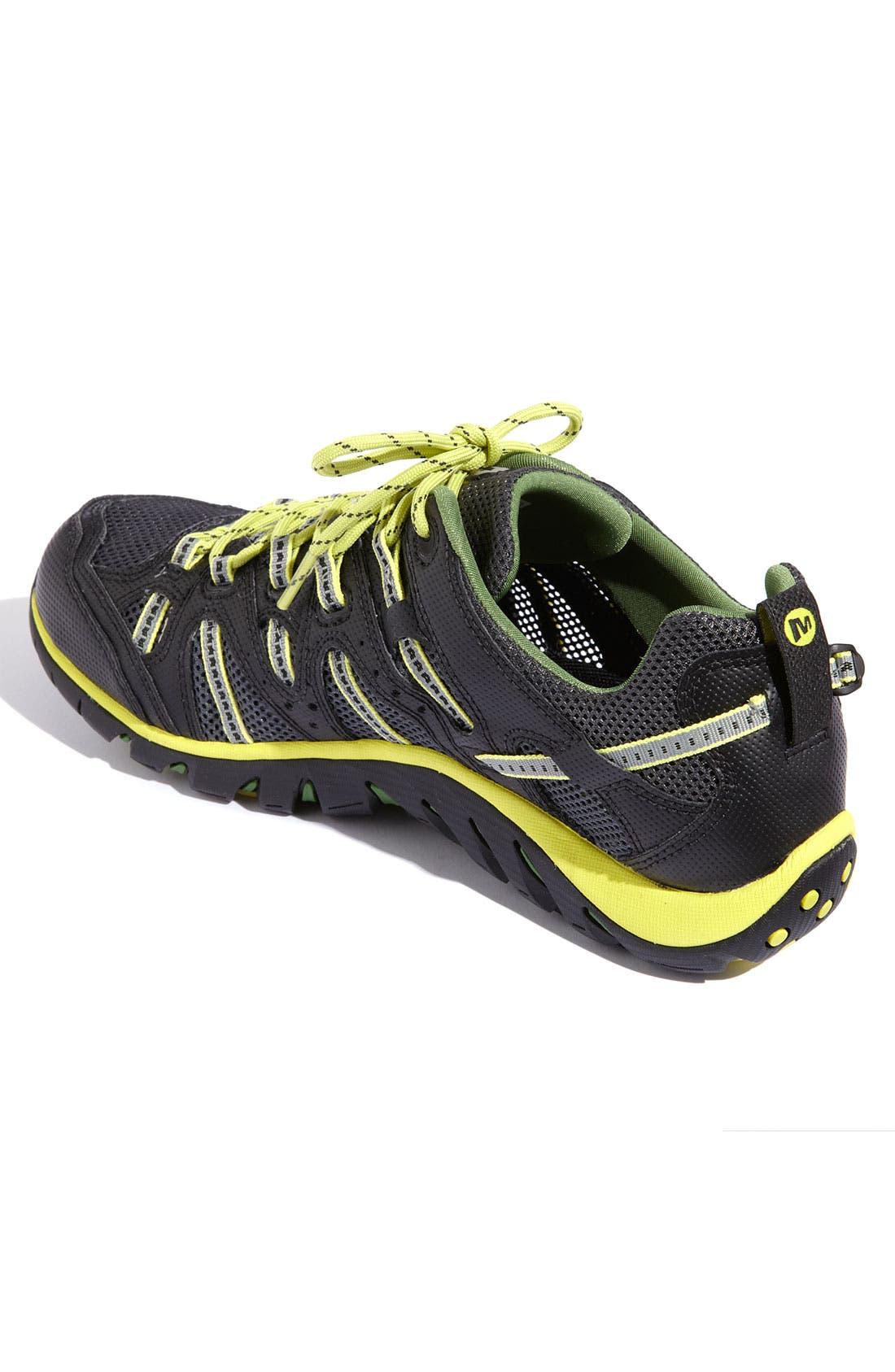 Alternate Image 2  - Merrell 'Waterpro Manistee' Trail Shoe (Men)