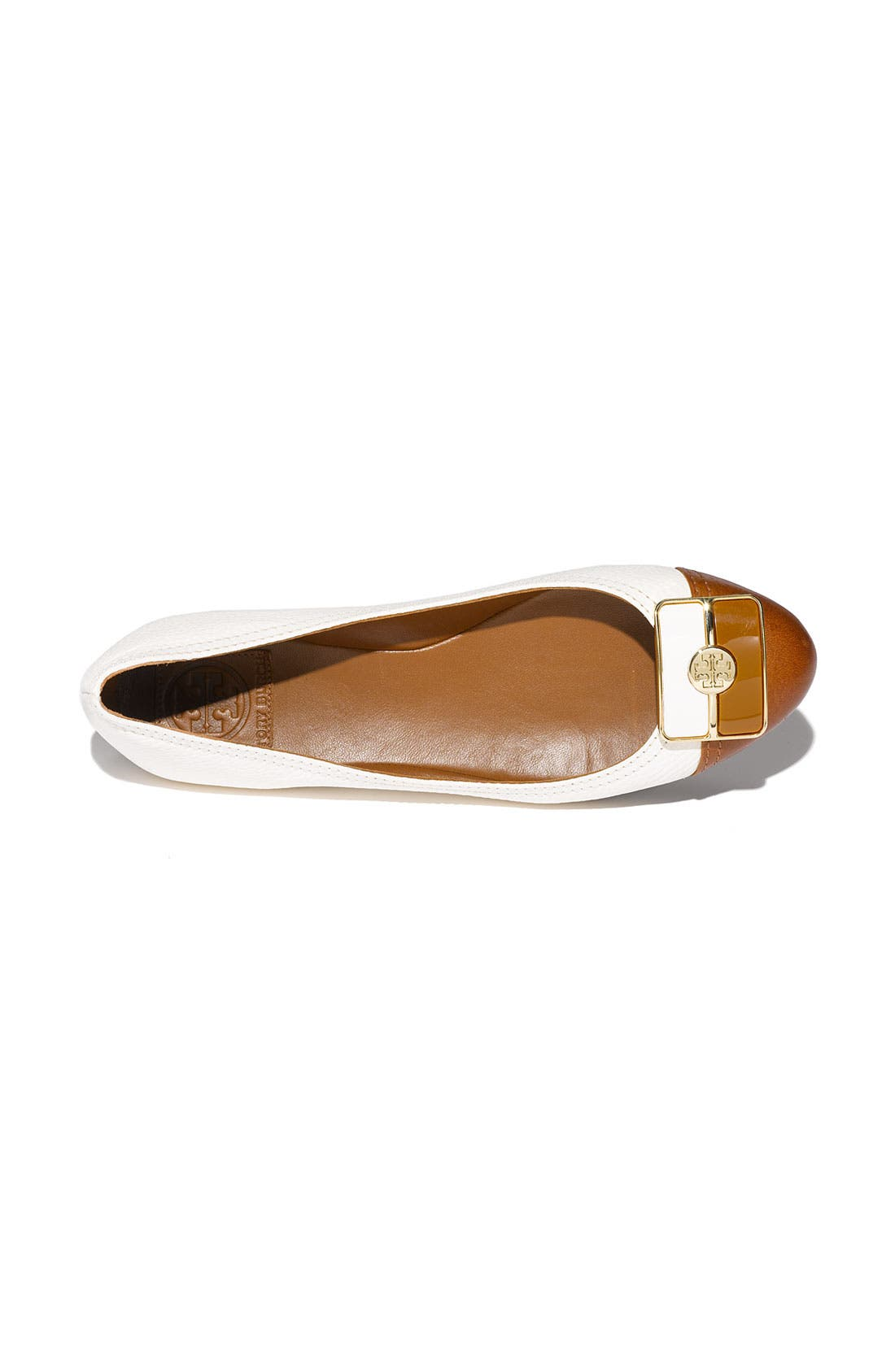 Alternate Image 4  - Tory Burch 'Colette' Ballet Flat