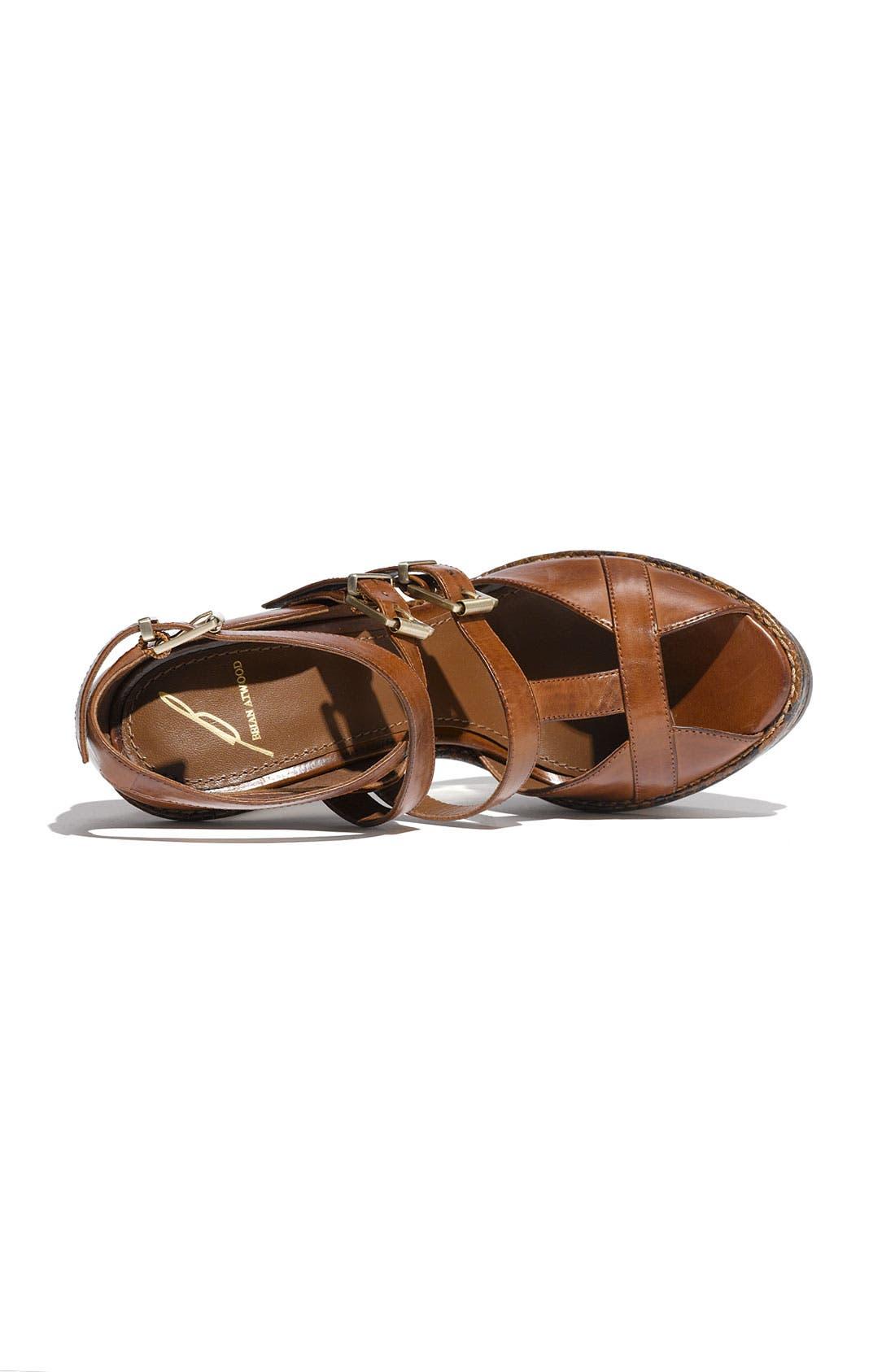Alternate Image 3  - B Brian Atwood 'Teatro' High Heel Sandal