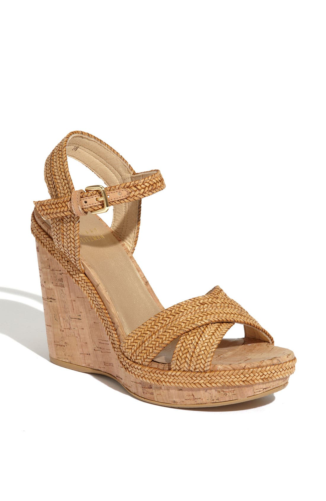 Alternate Image 1 Selected - Stuart Weitzman 'Minx' Espadrille