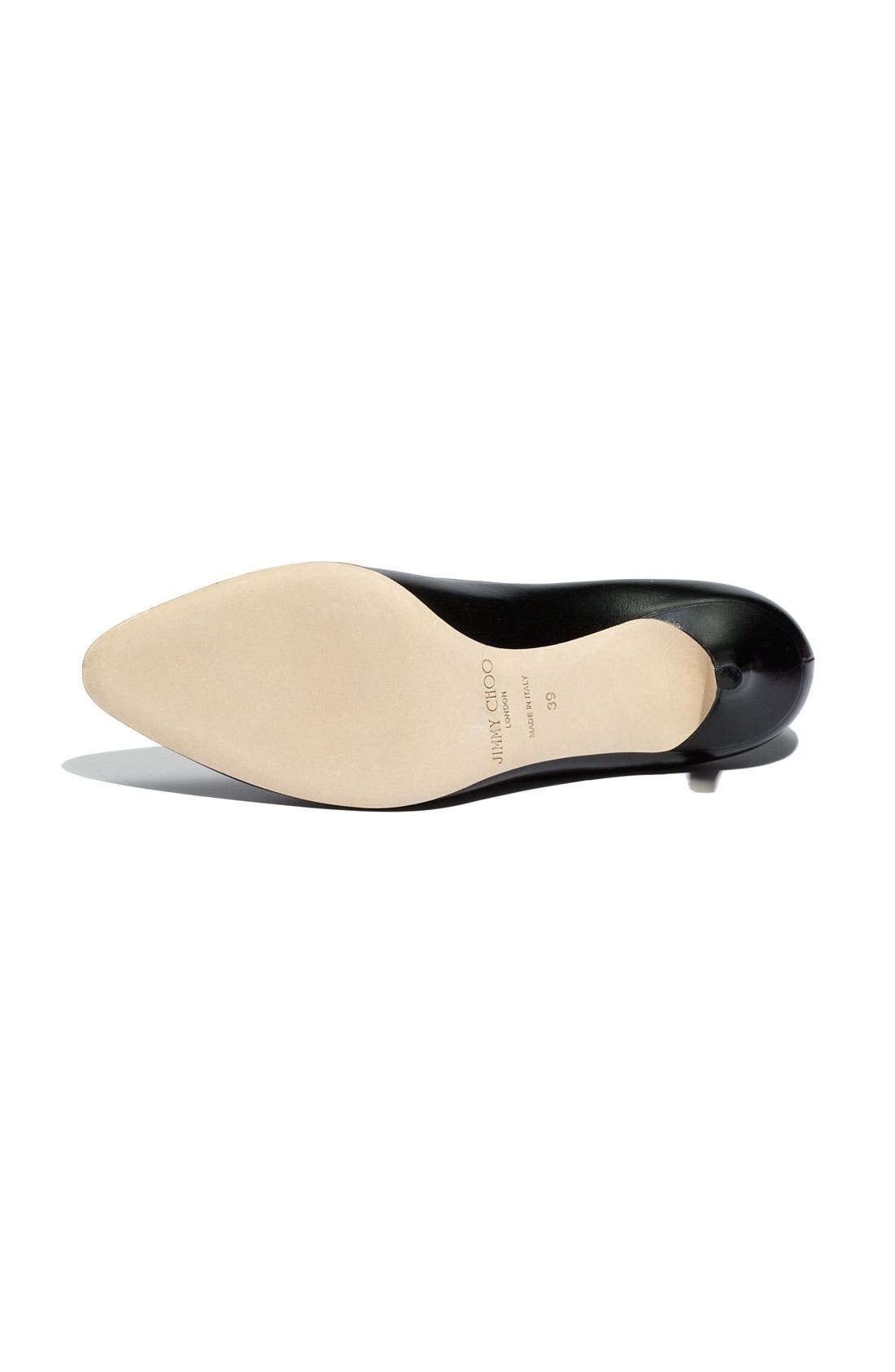 Alternate Image 4  - Jimmy Choo 'Irena' Round Toe Pump