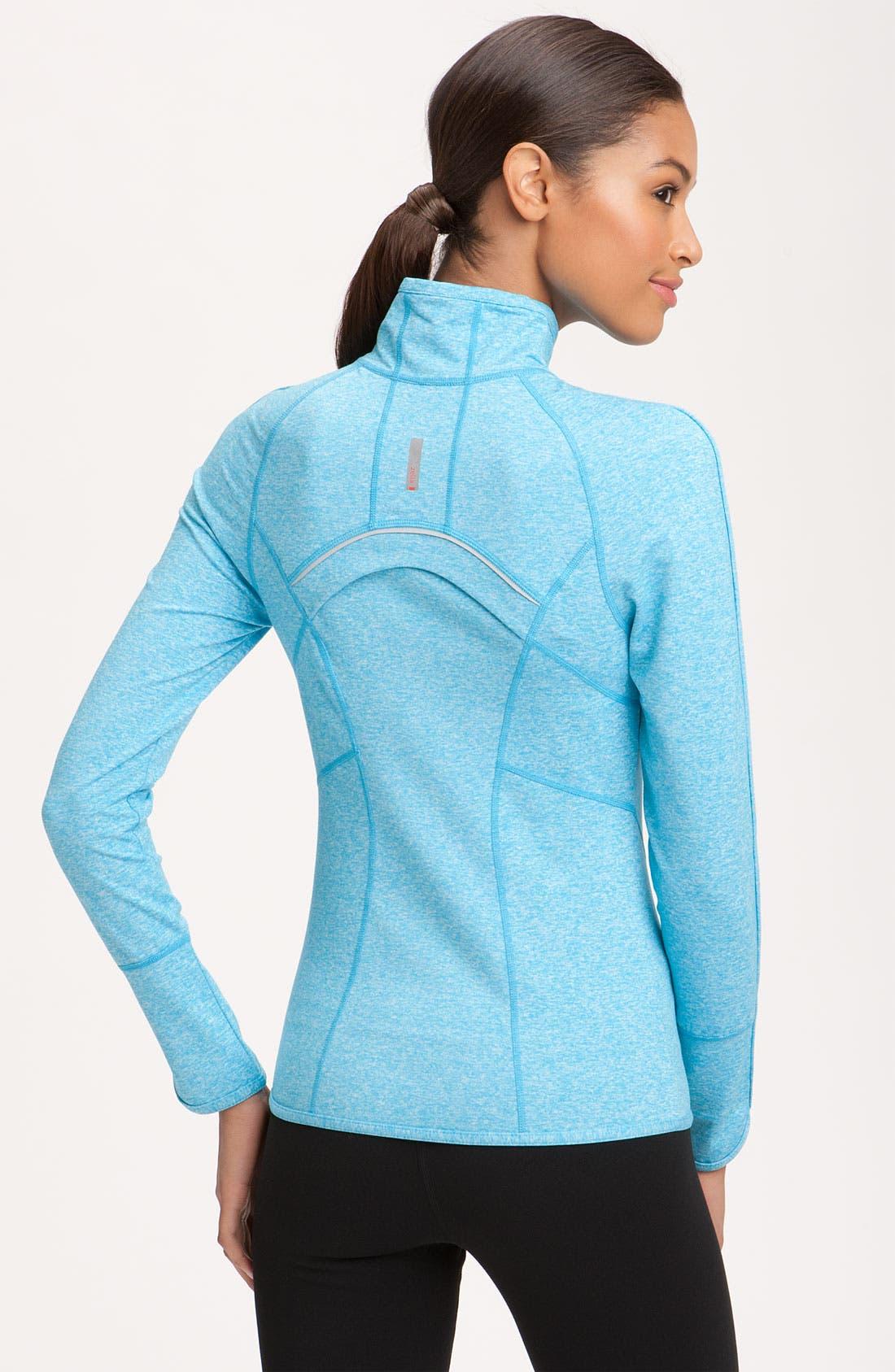Alternate Image 2  - Zella 'Curve Mèlange' Jacket