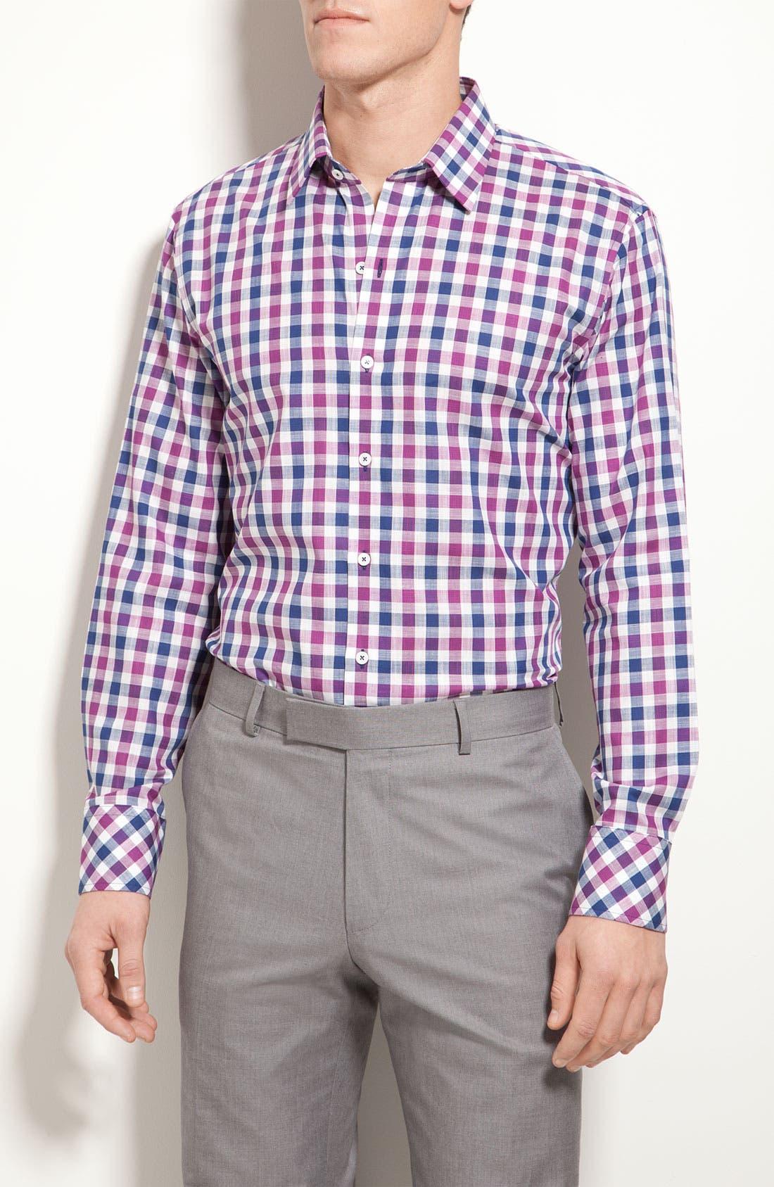 Main Image - Zachary Prell 'Jordan' Sport Shirt