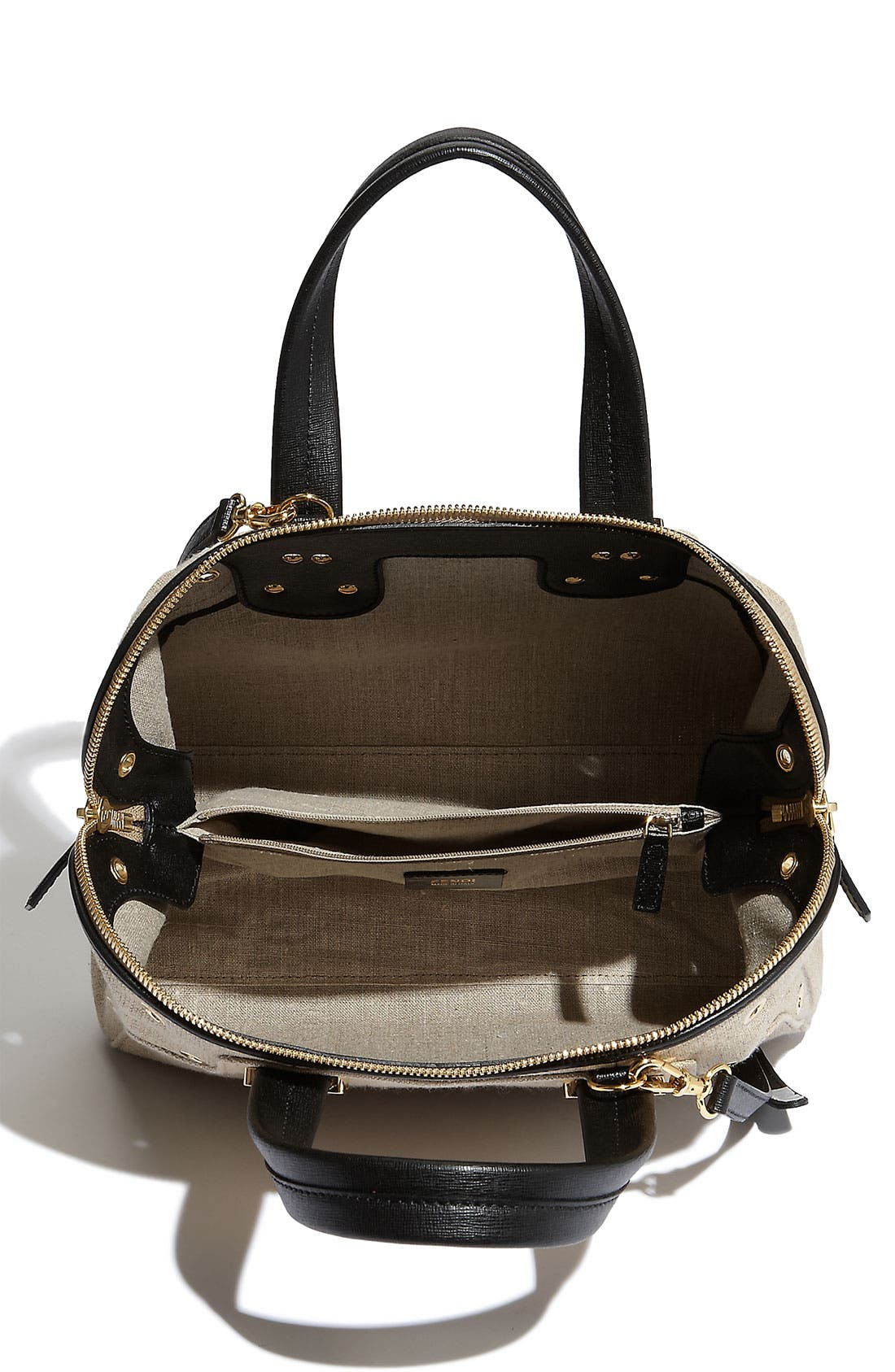 Alternate Image 3  - Fendi 'Chameleon - Small' Grommet Tote