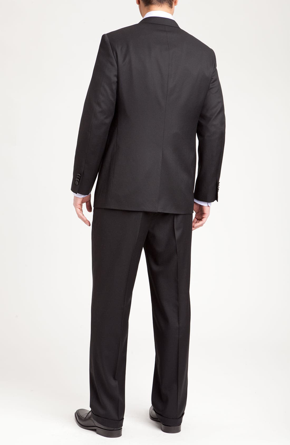 Alternate Image 3  - John W. Nordstrom® Travel Wool Suit