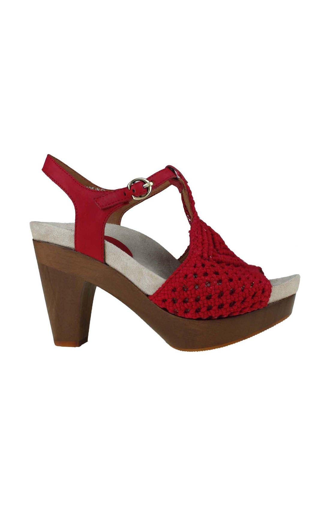 Alternate Image 2  - Earthies® 'Amalfi' Sandal