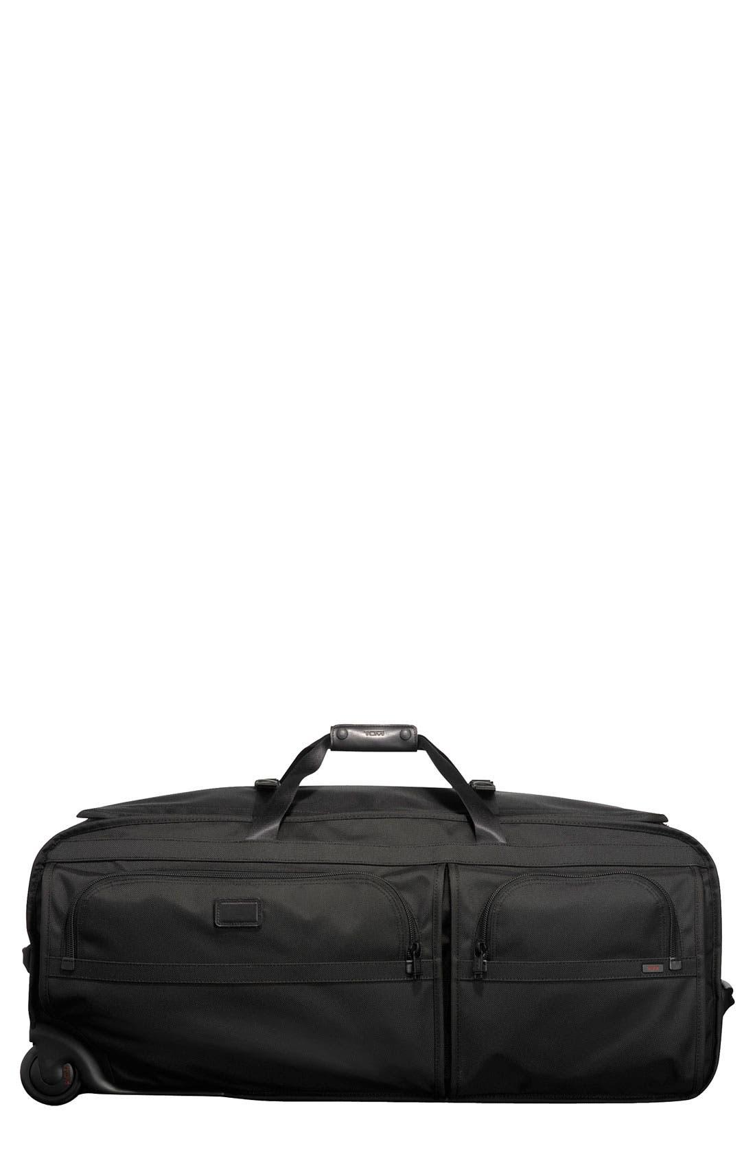 Main Image - Tumi 'Alpha - Extra Large' Wheeled Duffel Bag