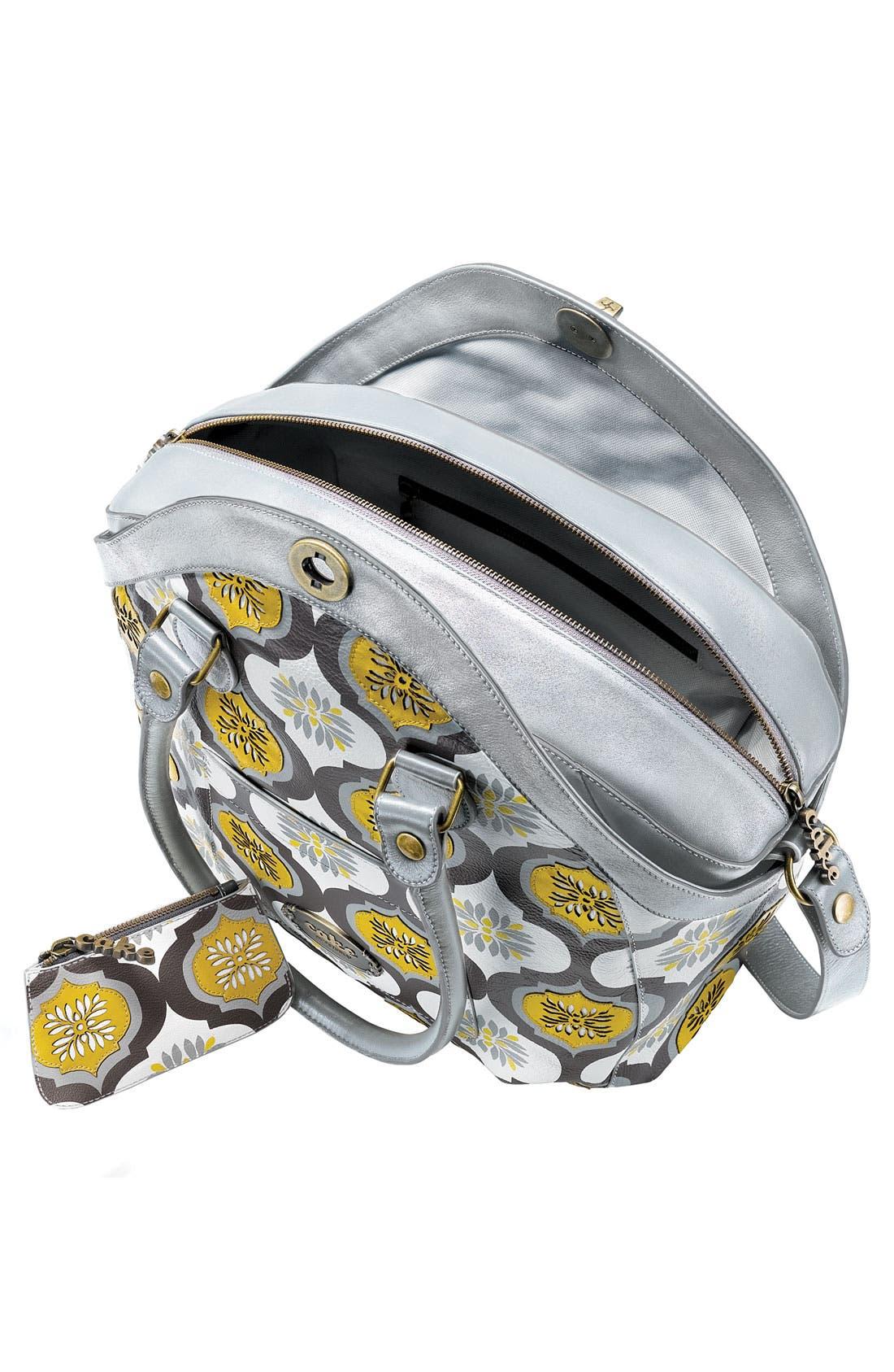 Alternate Image 2  - Petunia Pickle Bottom 'Hampton Holdall' Diaper Bag