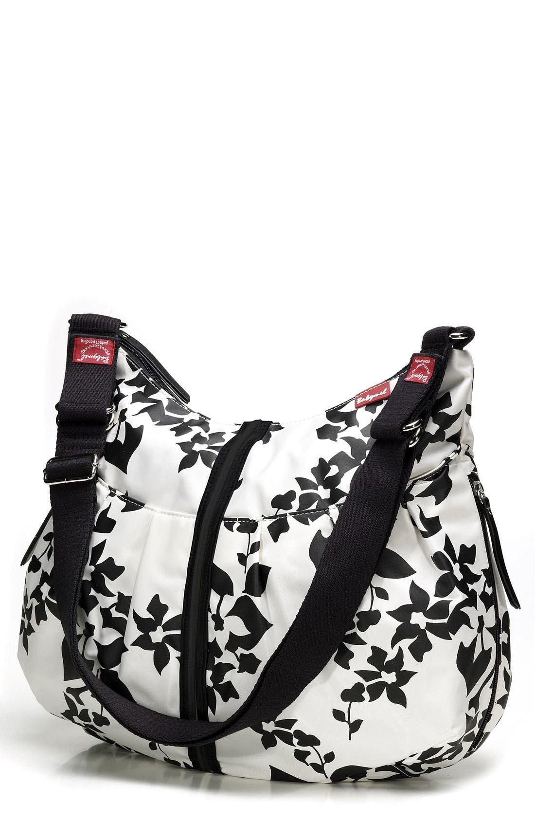 Alternate Image 1 Selected - Babymel 'Amanda Modern' Floral Diaper Bag
