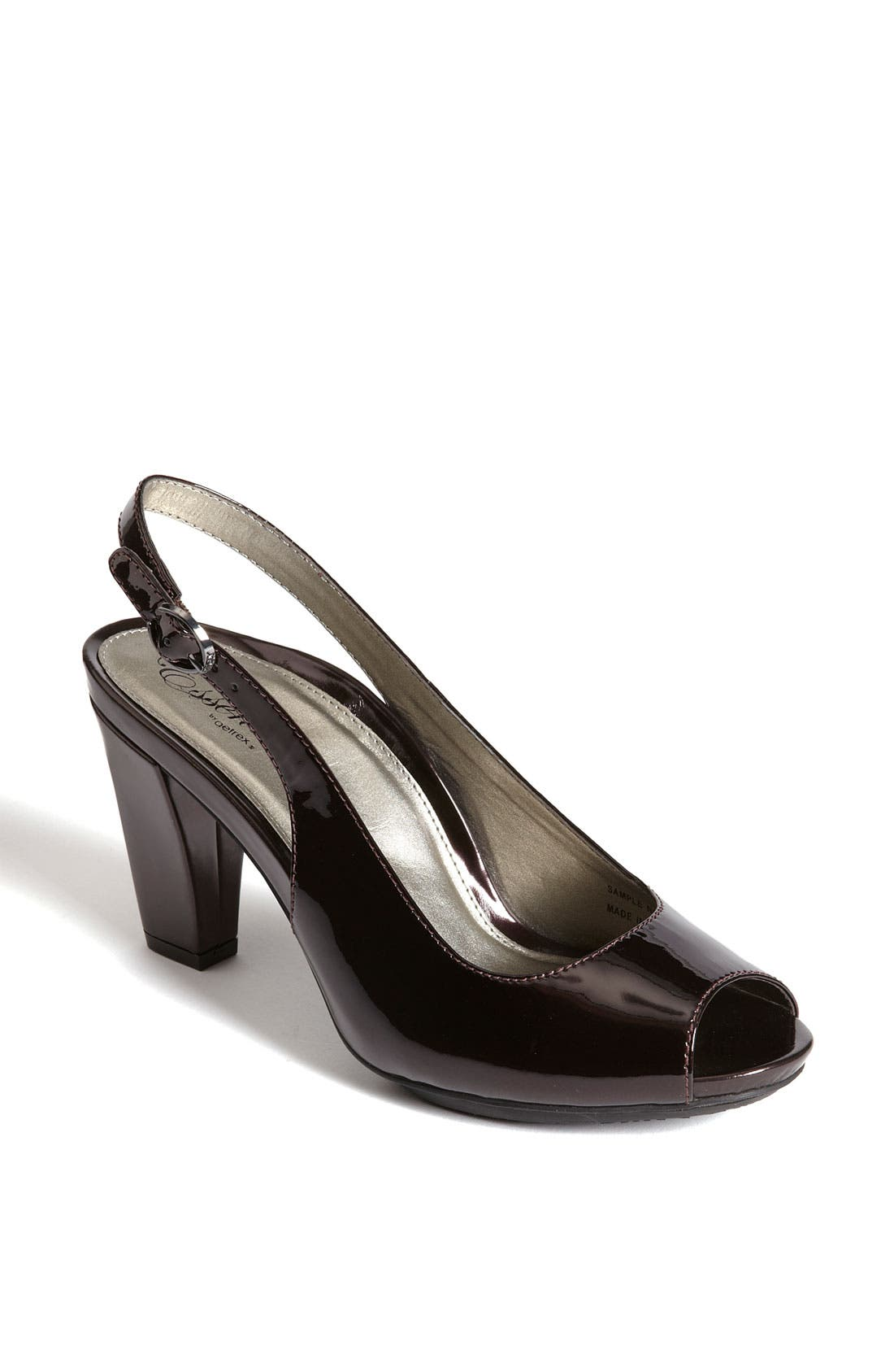 Alternate Image 1 Selected - Aetrex 'Alicia' Pump