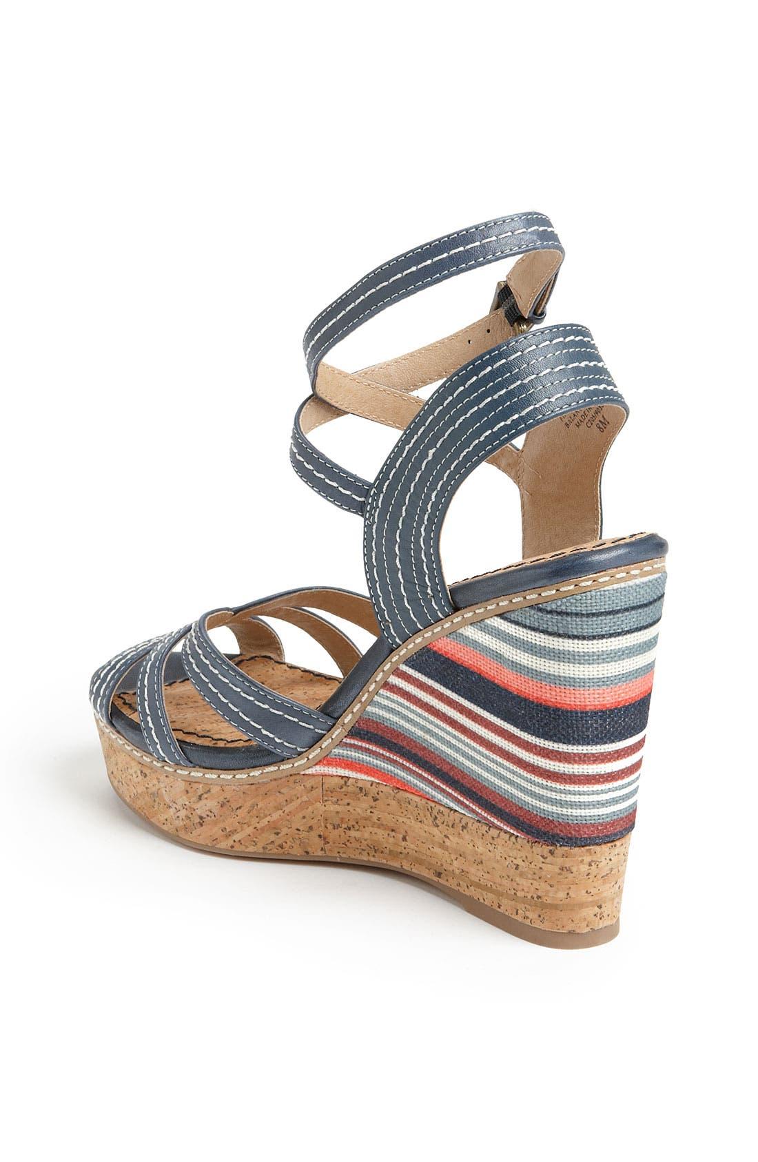 Alternate Image 2  - Splendid 'Kayla' Wedge Sandal