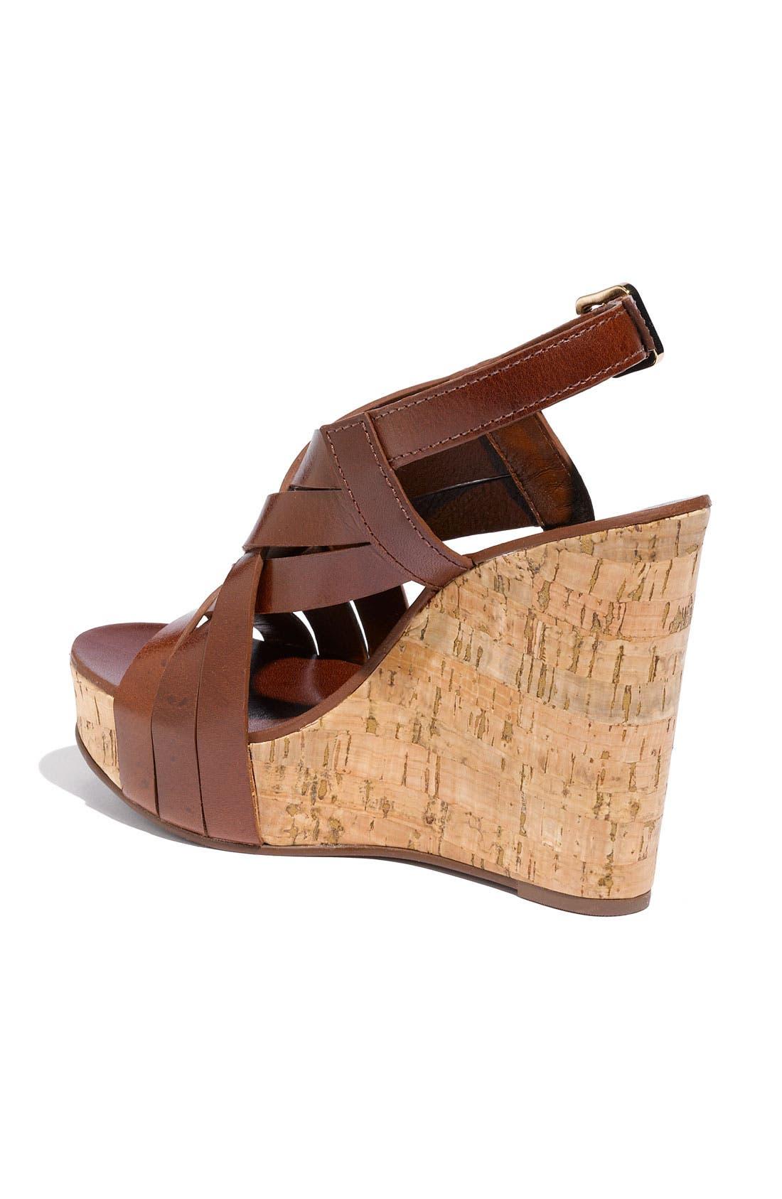 Alternate Image 2  - Tory Burch 'Ace' Wedge Sandal