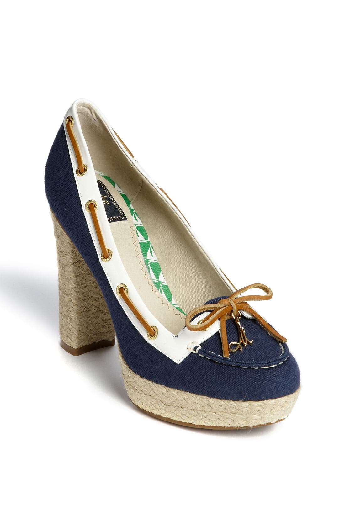 Main Image - Milly for Sperry Top-Sider® Platform Pump