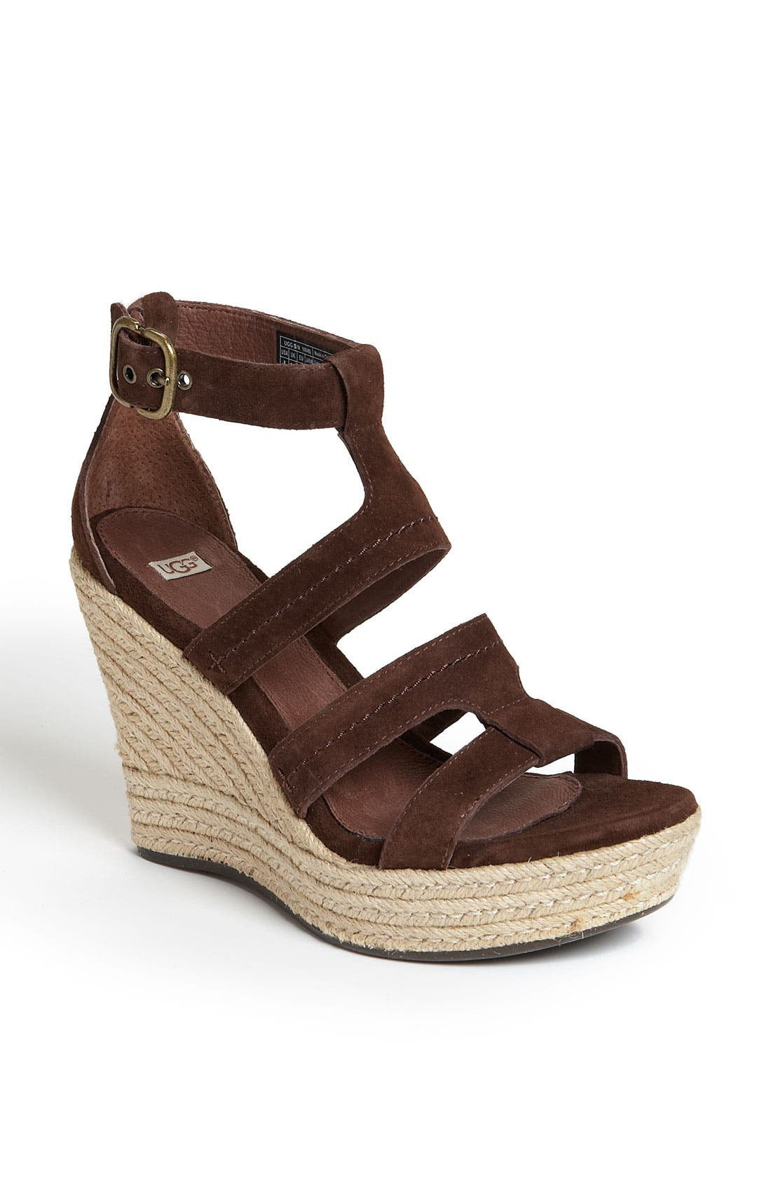 Alternate Image 1 Selected - UGG® Australia 'Lauri' Sandal