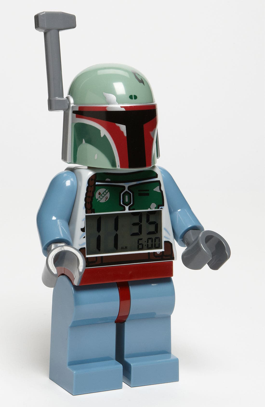 Alternate Image 1 Selected - LEGO® 'Star Wars™ - Boba Fett' Alarm Clock