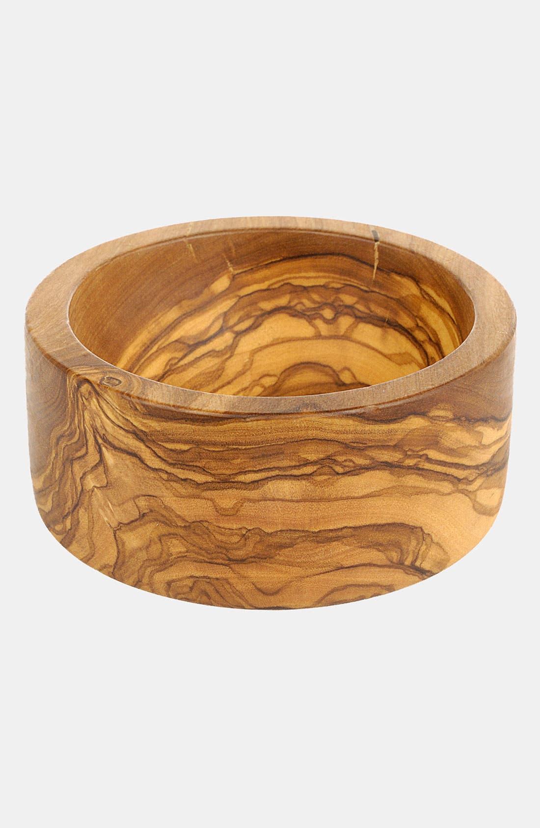 Alternate Image 1 Selected - Bérard Olive Wood Pitch Bowl
