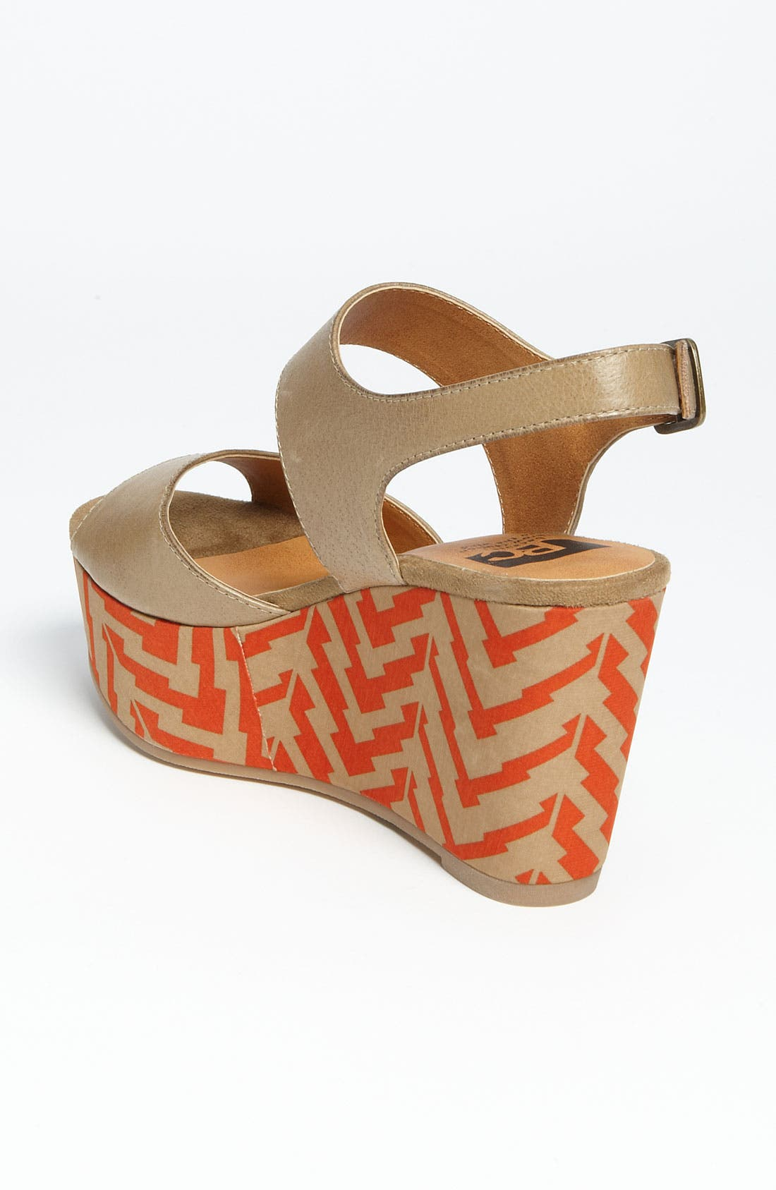 Alternate Image 2  - BC Footwear 'Eagle Eyes' Sandal