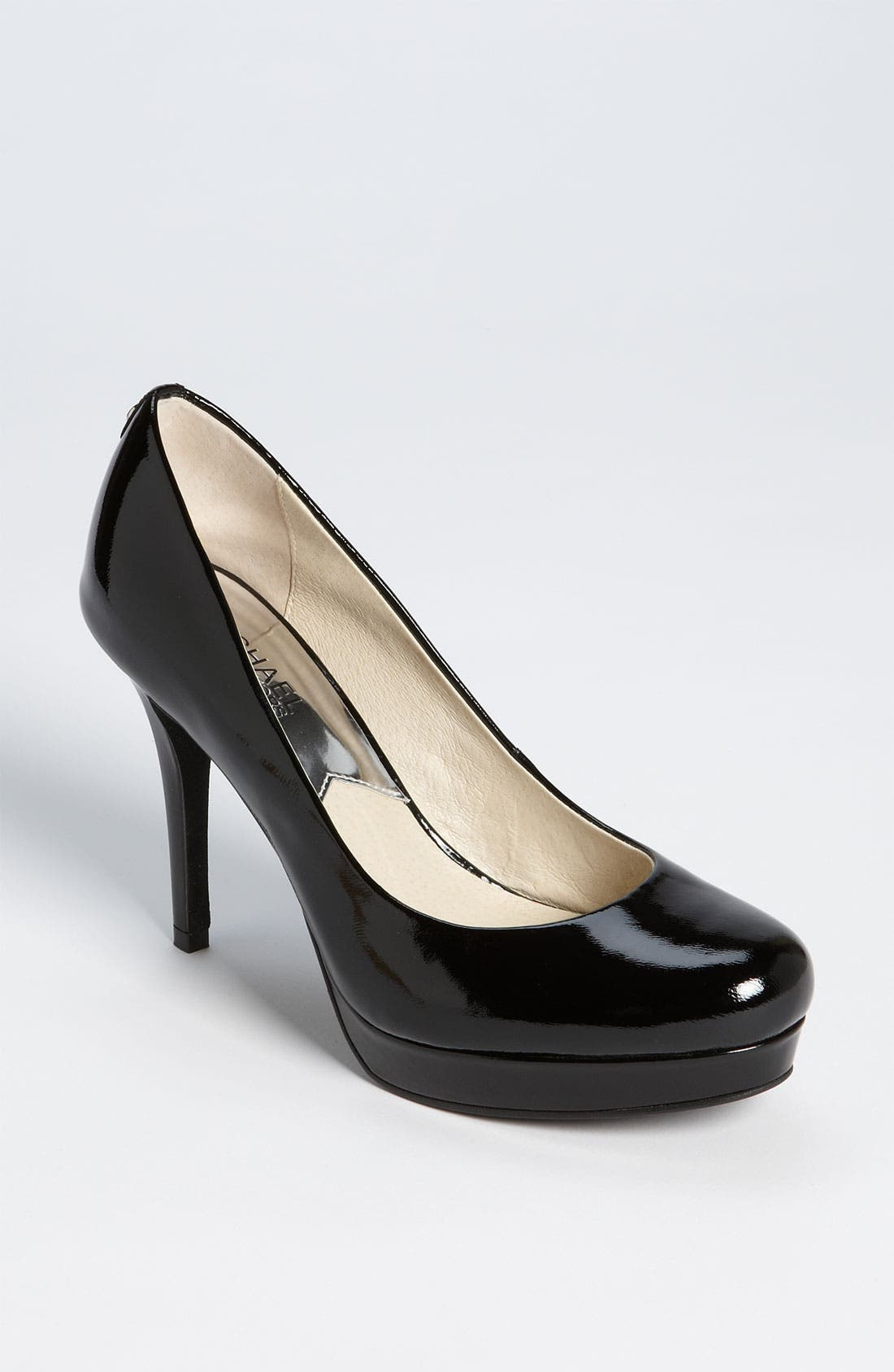 'Ionna' Pump,                             Main thumbnail 1, color,                             Black