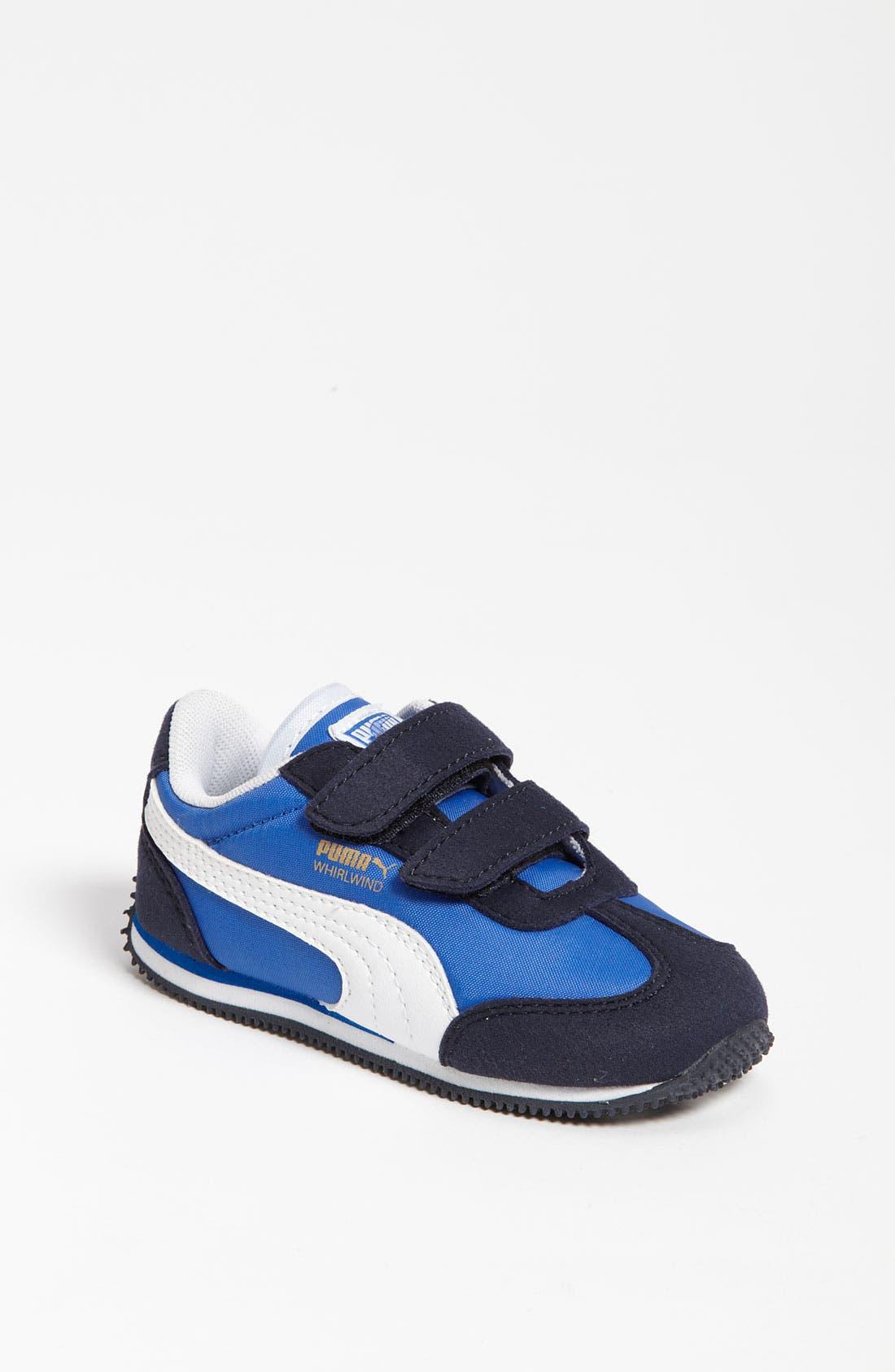 Alternate Image 1 Selected - PUMA 'Whirlwind' Sneaker (Baby, Walker, Toddler, Little Kid & Big Kid)