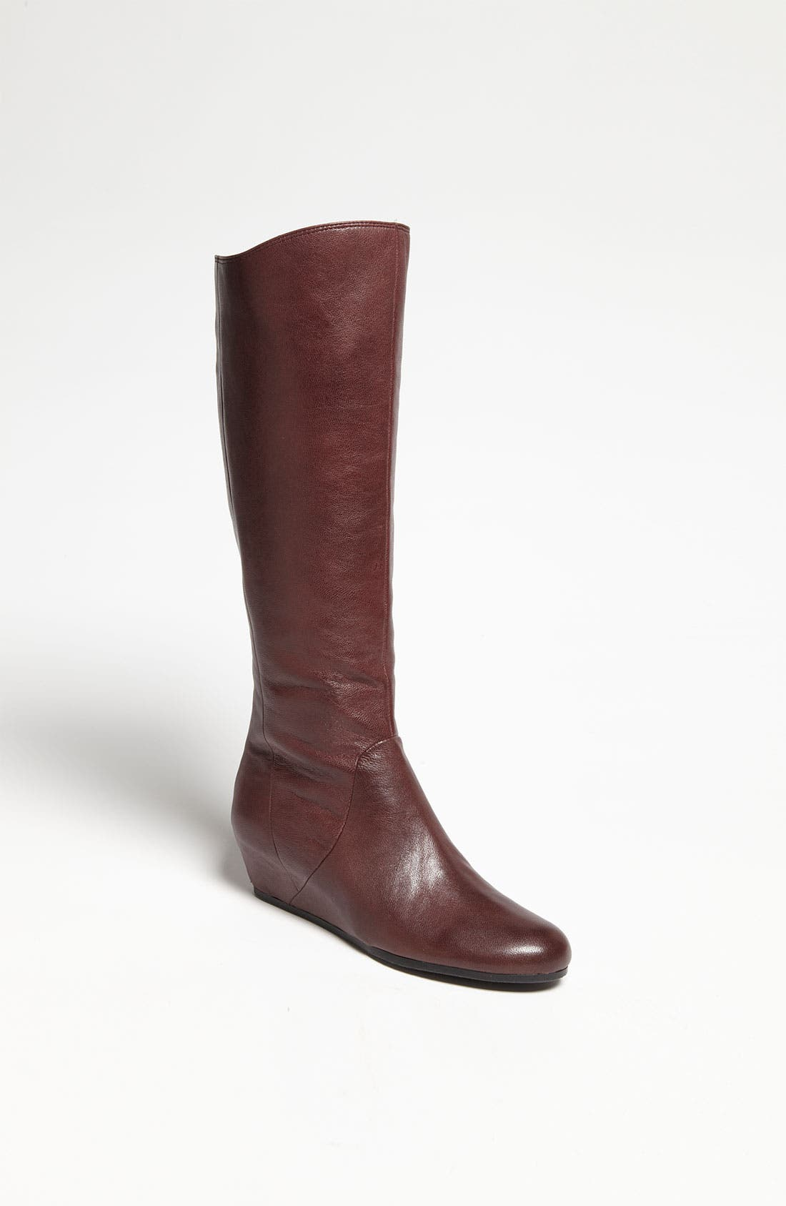 'Runway' Boot,                             Main thumbnail 1, color,                             Burgundy