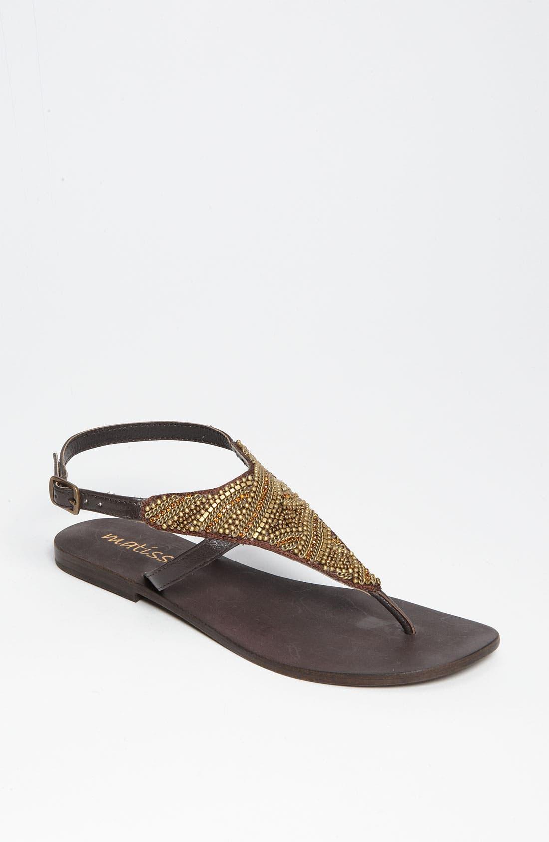 Alternate Image 1 Selected - Matisse 'Dina' Sandal
