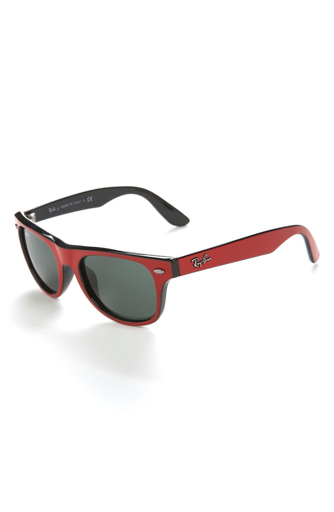 Main Image - Ray-Ban Wayfarer 44mm Sunglasses (Boys)