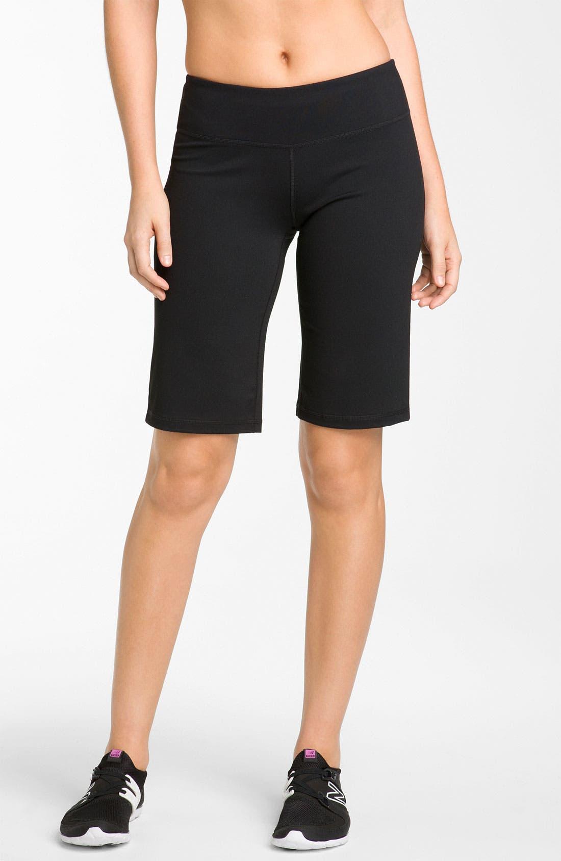 Alternate Image 1 Selected - Zella 'Balance 2' Shorts