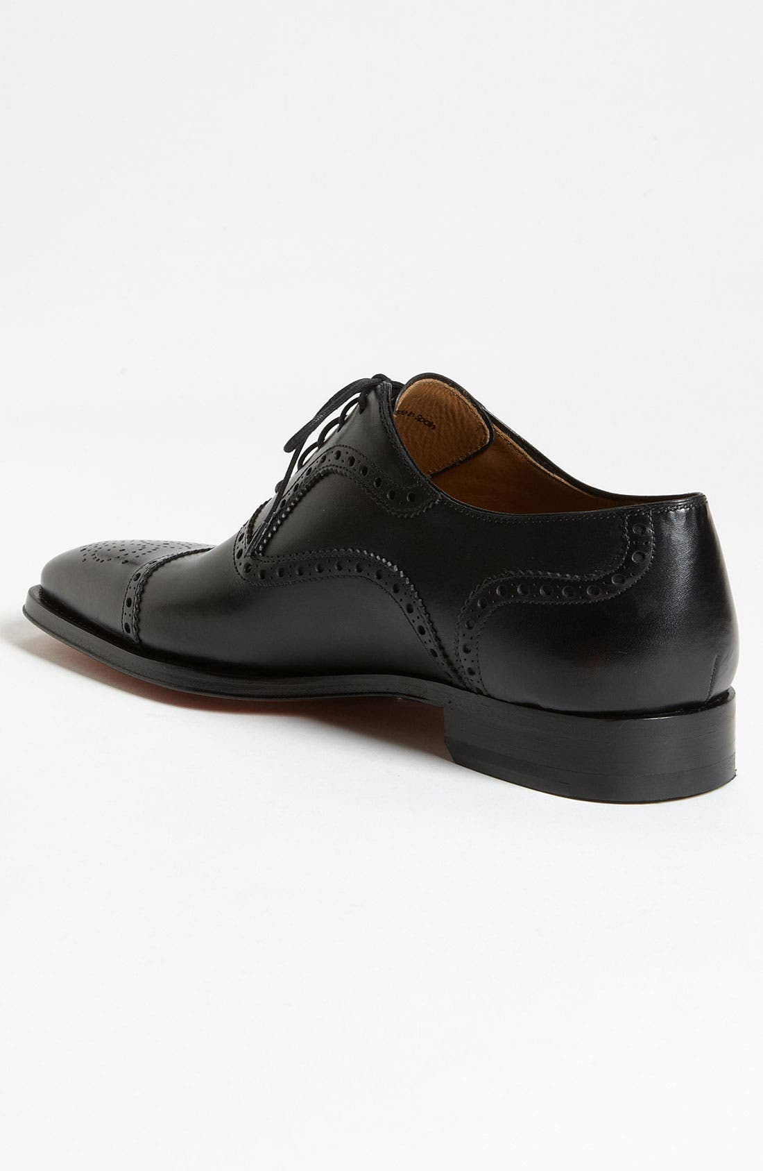 Alternate Image 2  - Magnanni 'Santiago' Cap Toe Oxford (Men)