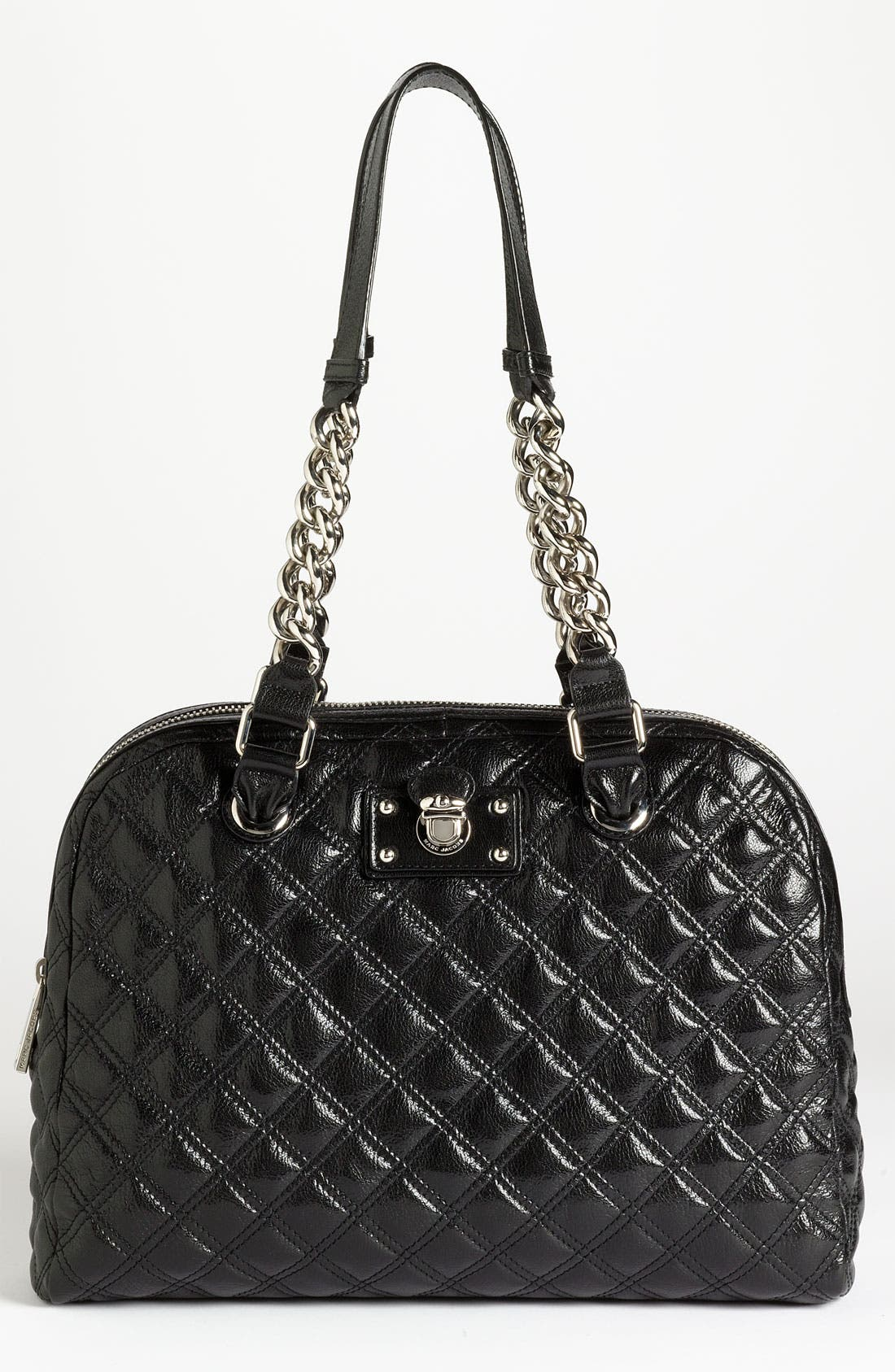 Main Image - MARC JACOBS 'Karlie' Leather Shoulder Bag