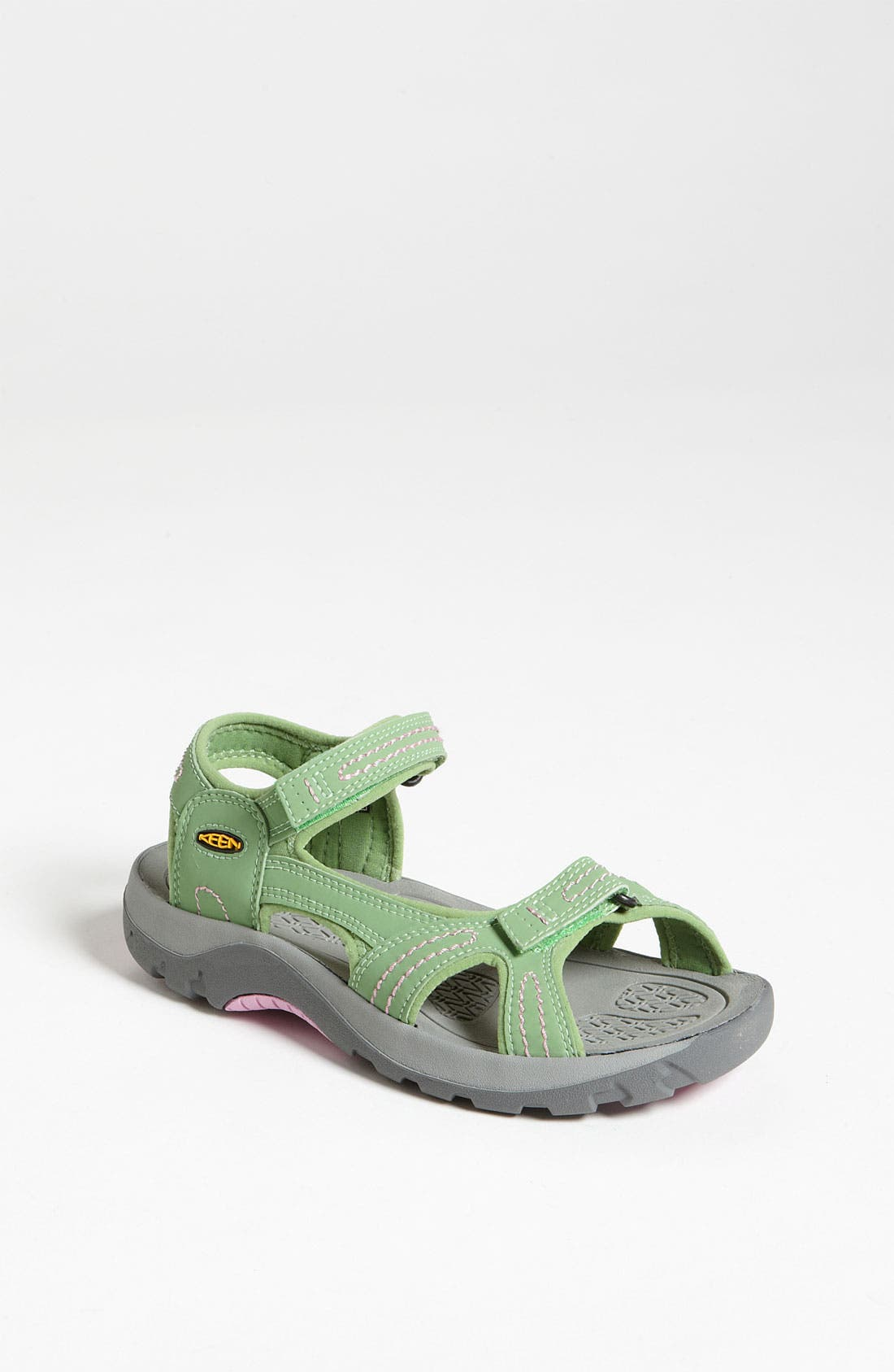 Alternate Image 1 Selected - Keen 'Jura' Sandal (Toddler, Little Kid & Big Kid)