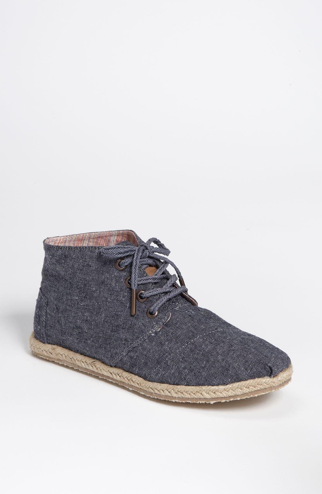 Alternate Image 1 Selected - TOMS 'Botas Desert - Bristol' Boot (Women)
