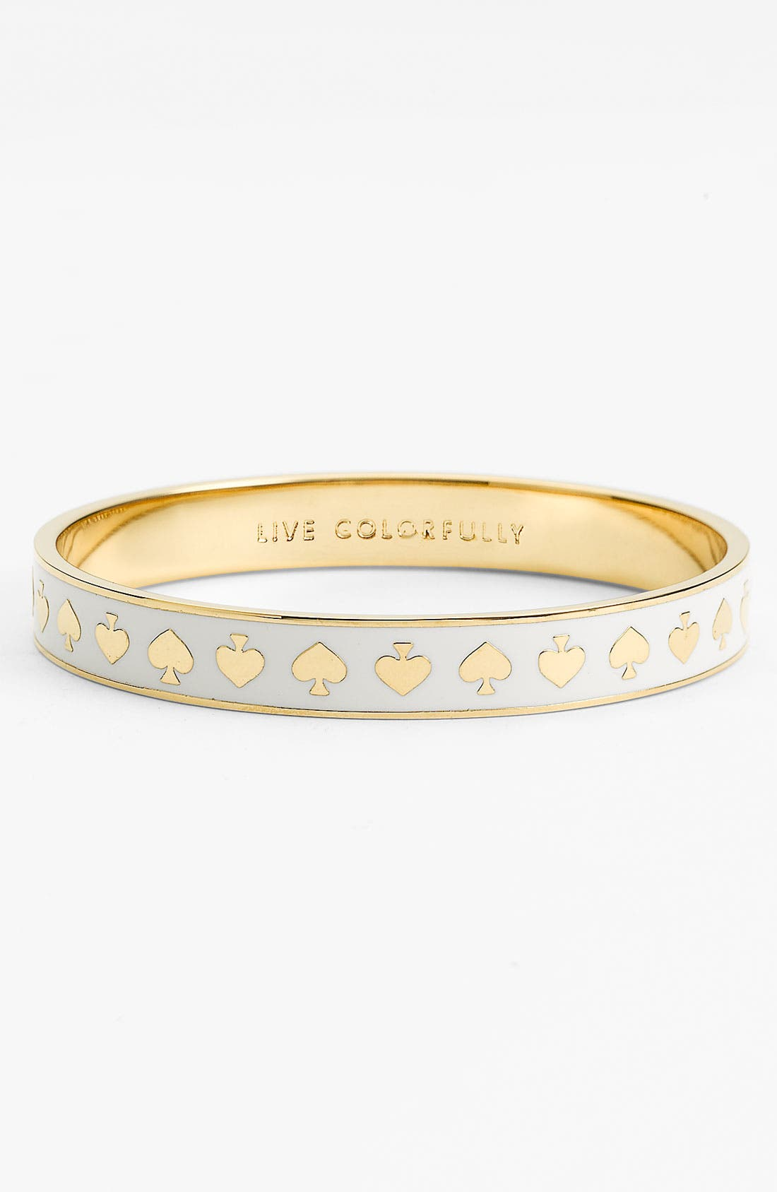 Alternate Image 1 Selected - kate spade new york 'idiom' thin bangle