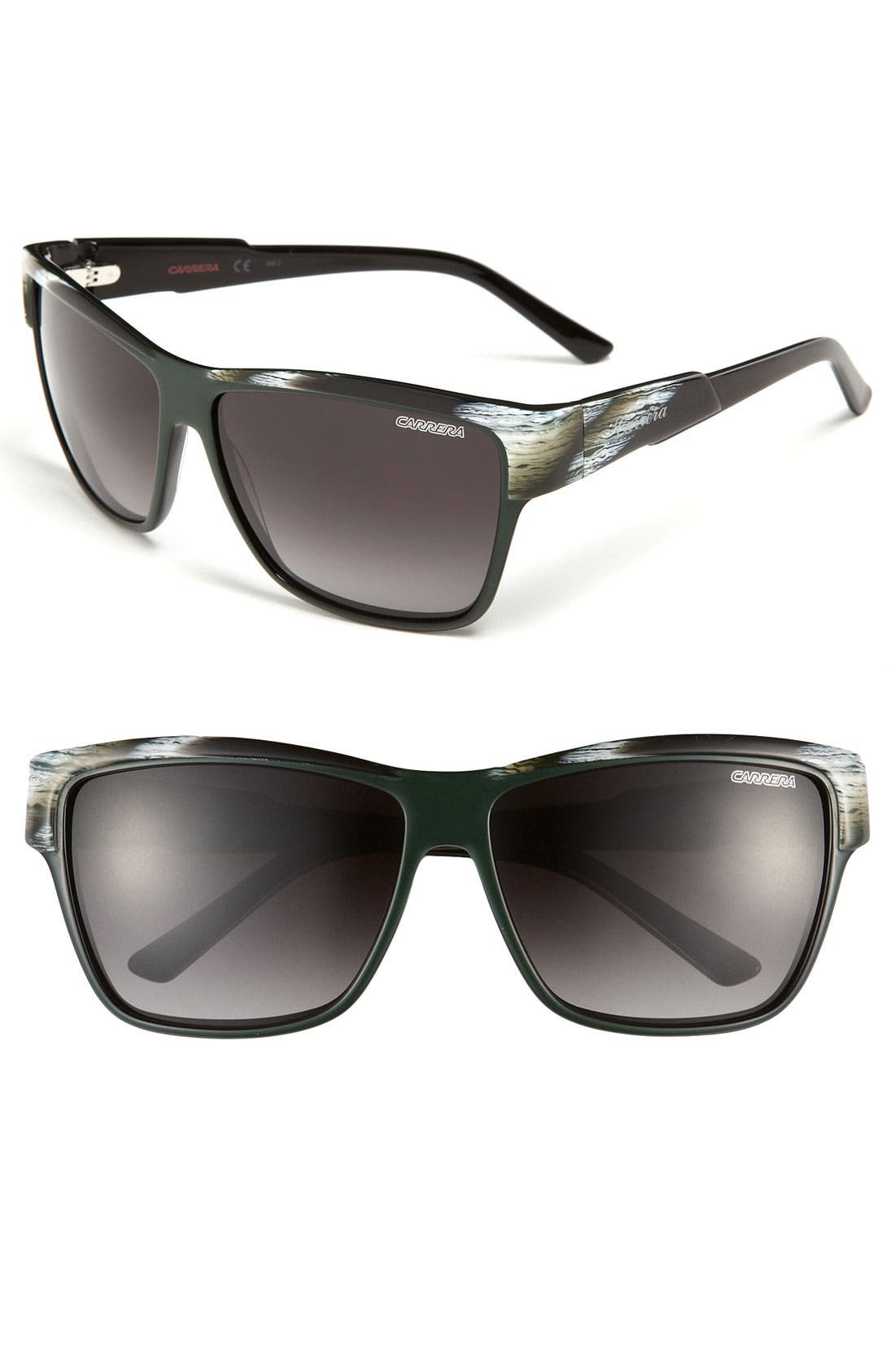 Alternate Image 1 Selected - Carrera Eyewear 59mm Retro Polarized Sunglasses