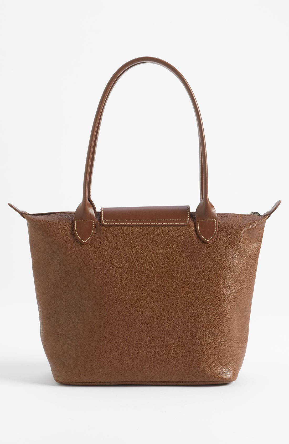 Alternate Image 4  - Longchamp 'Veau  Fouloneé' Shoulder Bag (Nordstrom Exclusive)