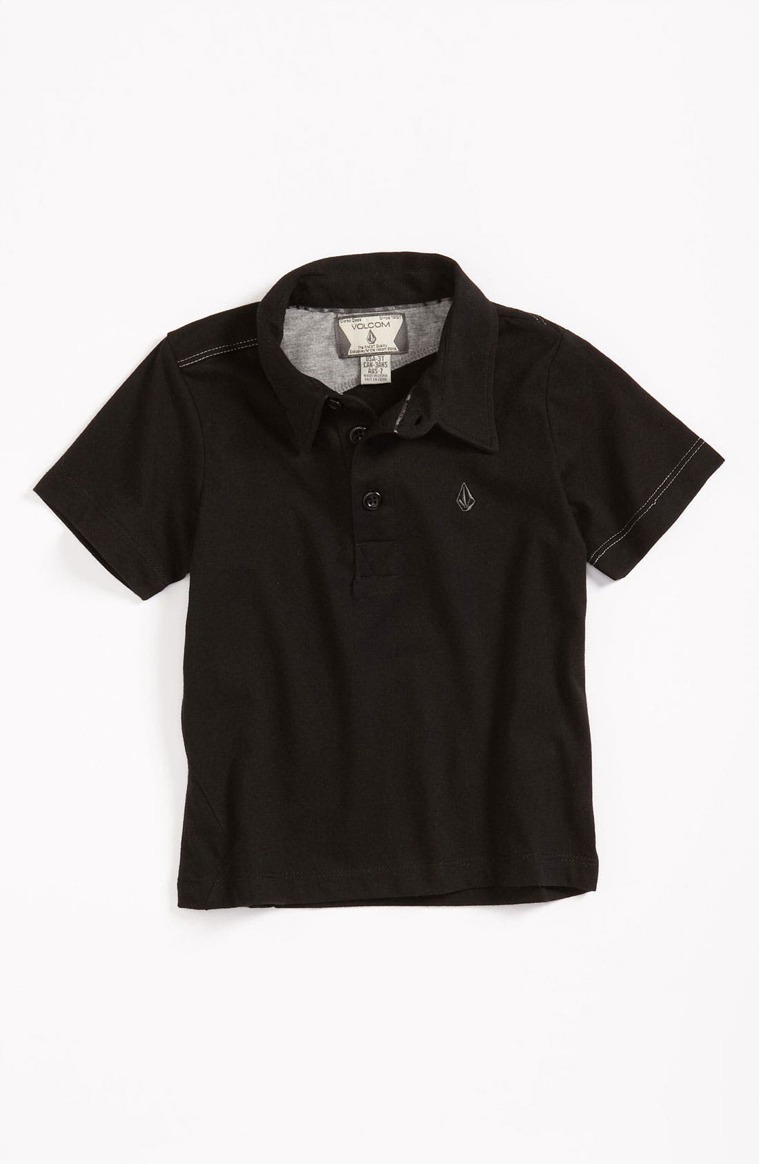 Alternate Image 1 Selected - Volcom 'Bangout' Polo (Toddler)