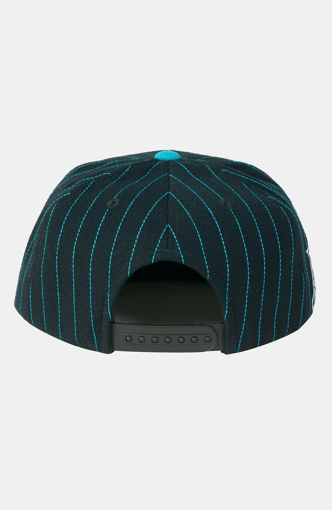 Alternate Image 2  - American Needle 'Marlins' Snapback Baseball Cap