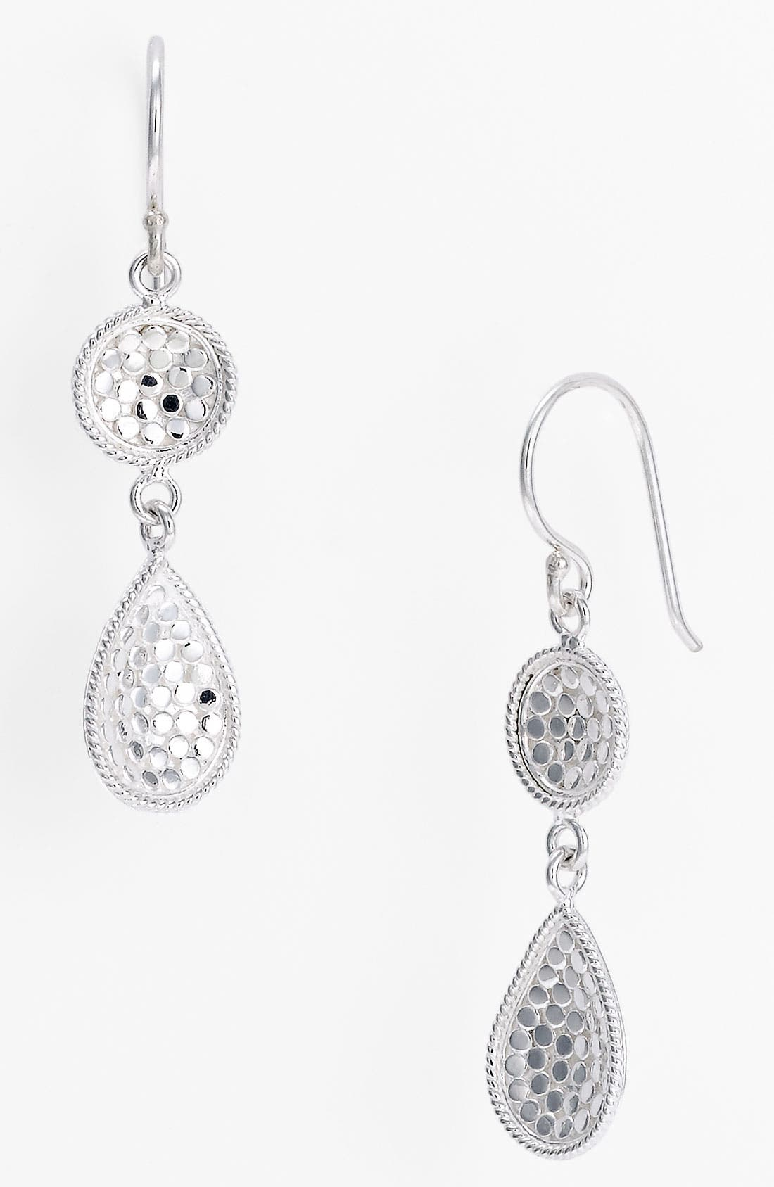 Alternate Image 1 Selected - Anna Beck 'Gili' Double Drop Earrings (Online Only)