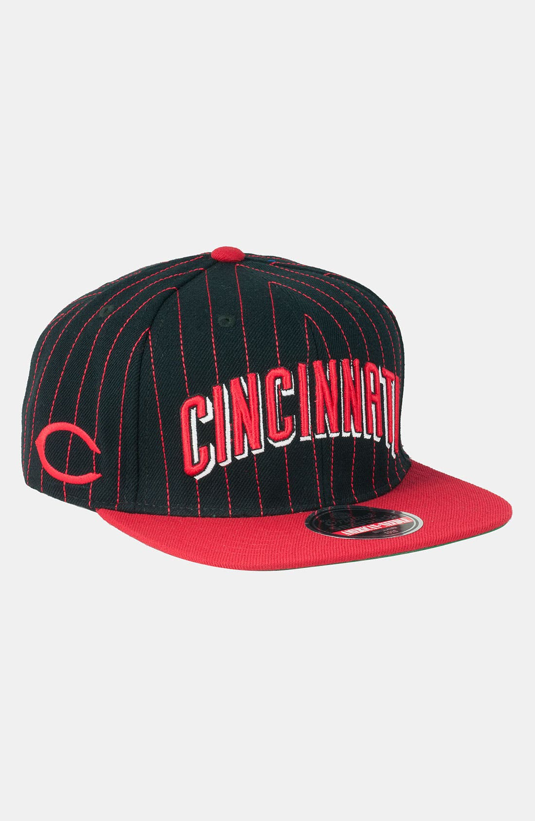Alternate Image 1 Selected - American Needle 'Reds' Snapback Baseball Cap