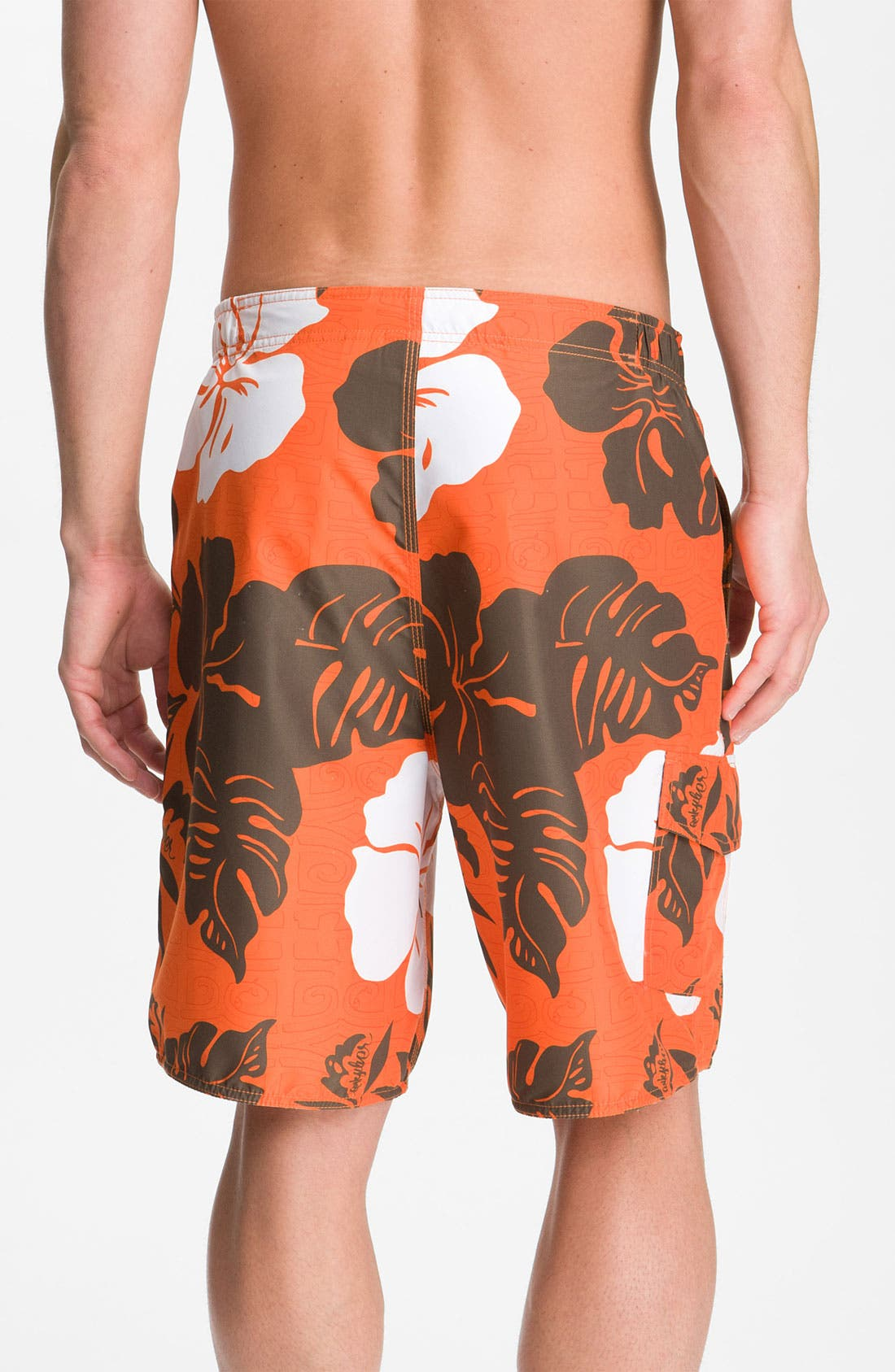 Alternate Image 2  - Quiksilver Waterman 'Betta Boom' Hybrid Swim Shorts