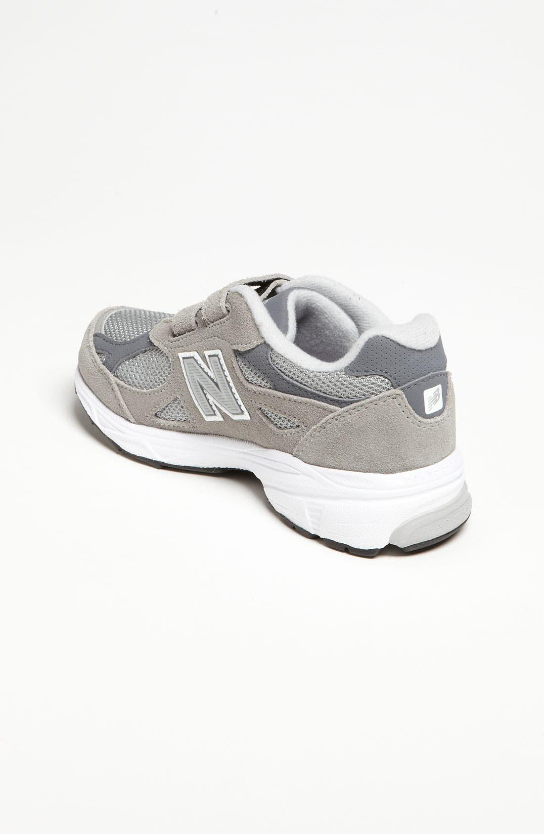 Alternate Image 2  - New Balance '990' Sneaker (Baby, Walker, Toddler & Little Kid)
