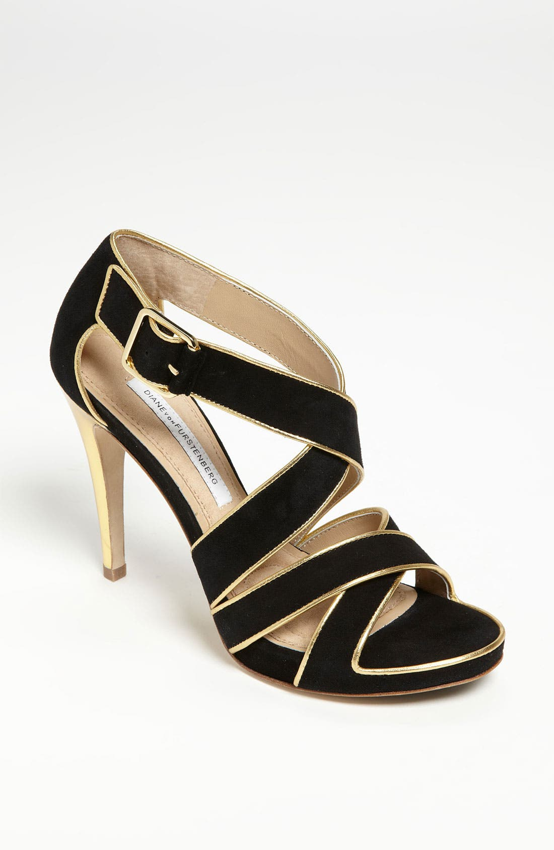 Alternate Image 1 Selected - Diane von Furstenberg 'Jodi' Sandal (Online Only)