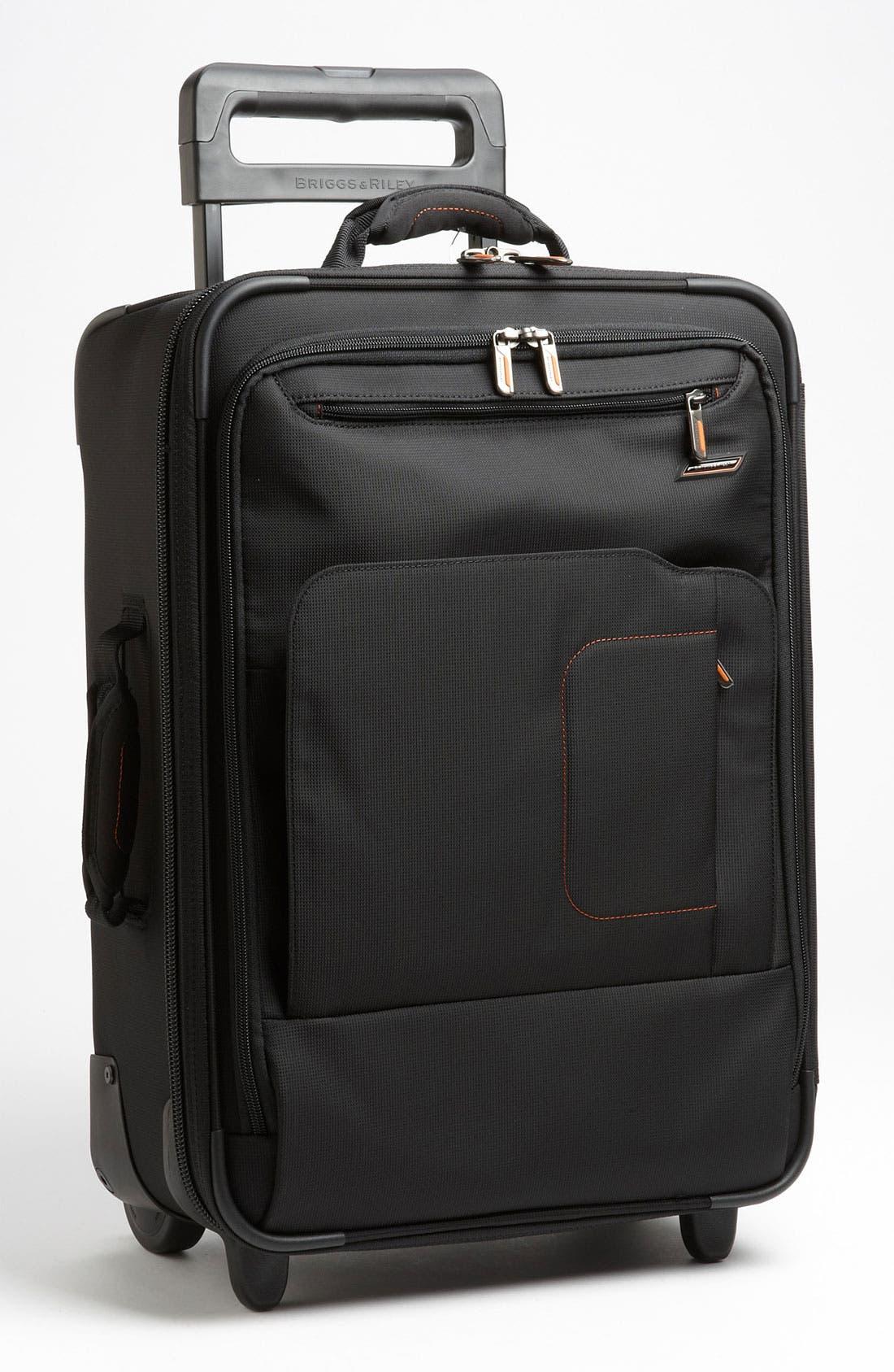 Main Image - Briggs & Riley 'Verb - Fuse' Upright Suitcase (20 Inch)