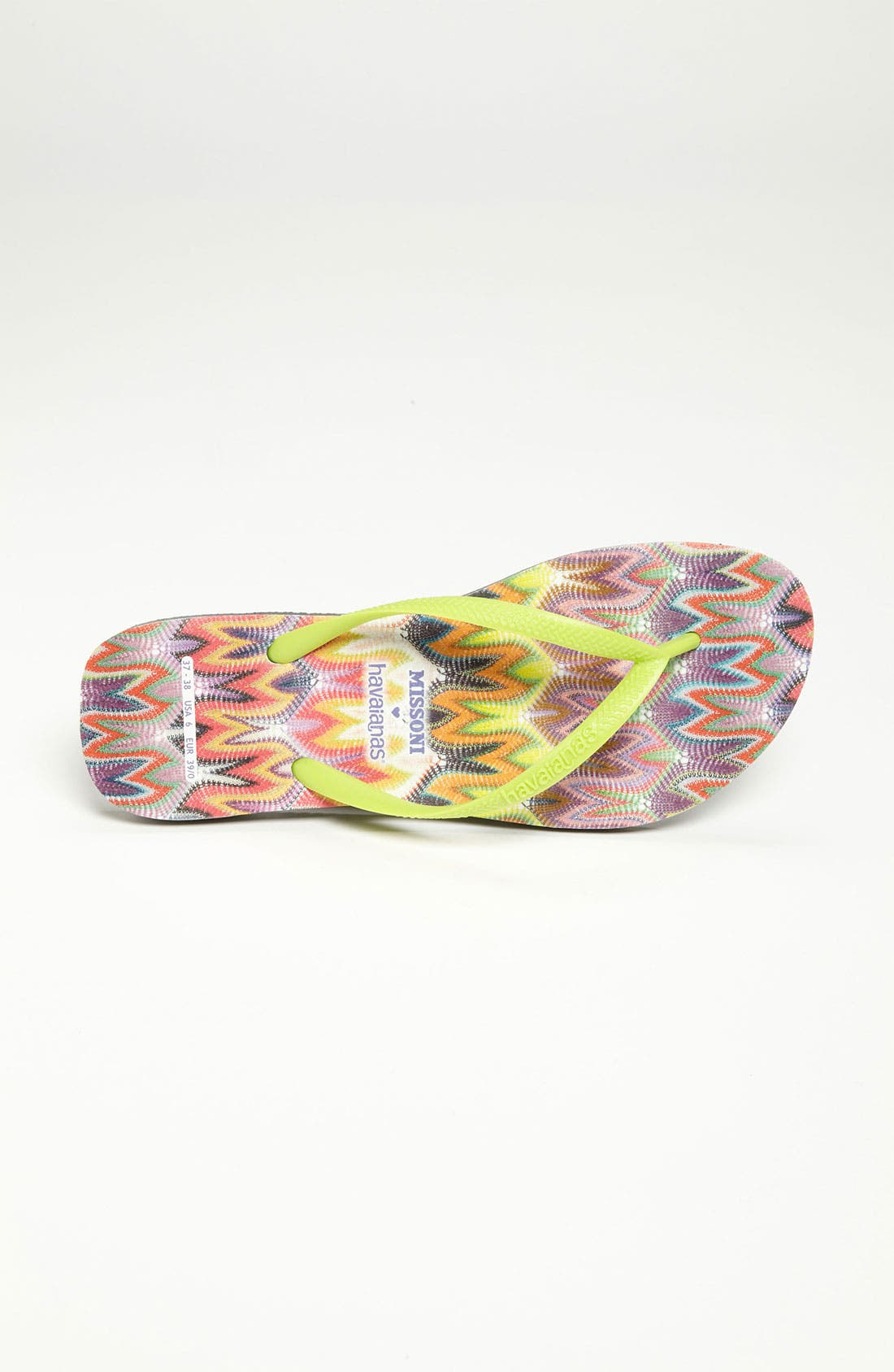 Alternate Image 3  - Missoni Loves Havaianas 'Slim - Rachel' Flip Flop