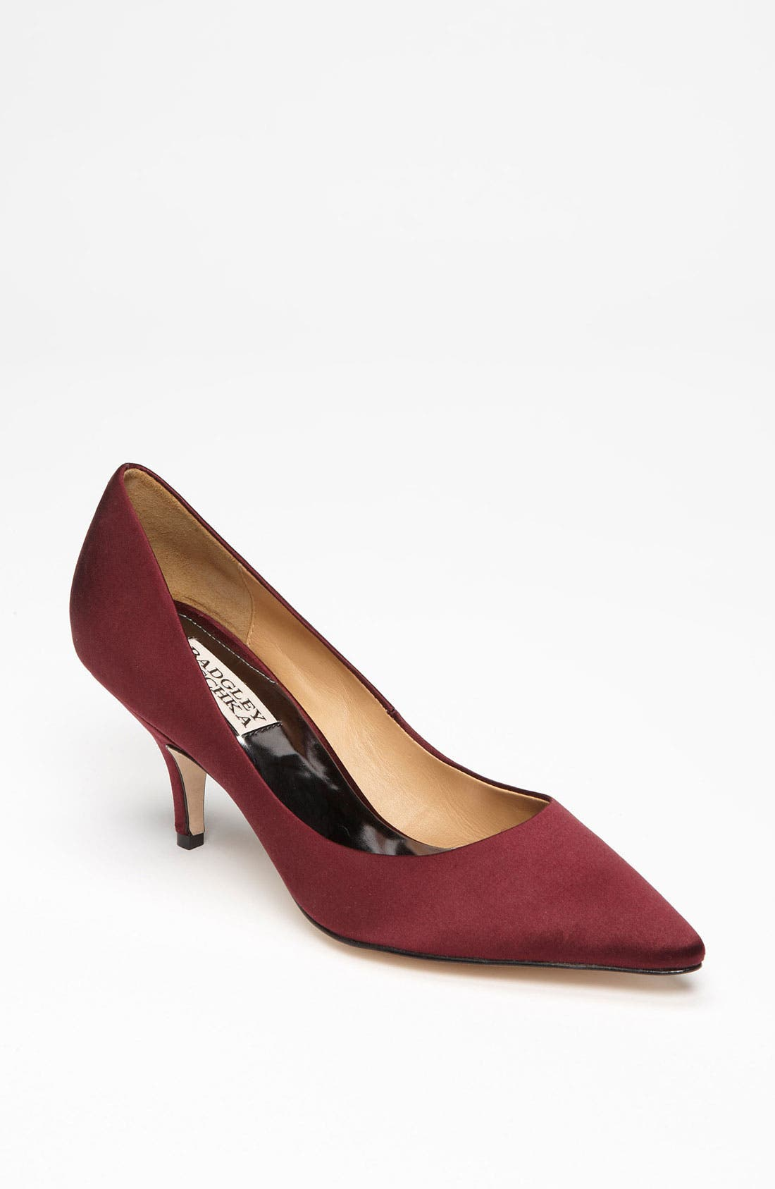 Alternate Image 1 Selected - Badgley Mischka 'Monika II' Pump