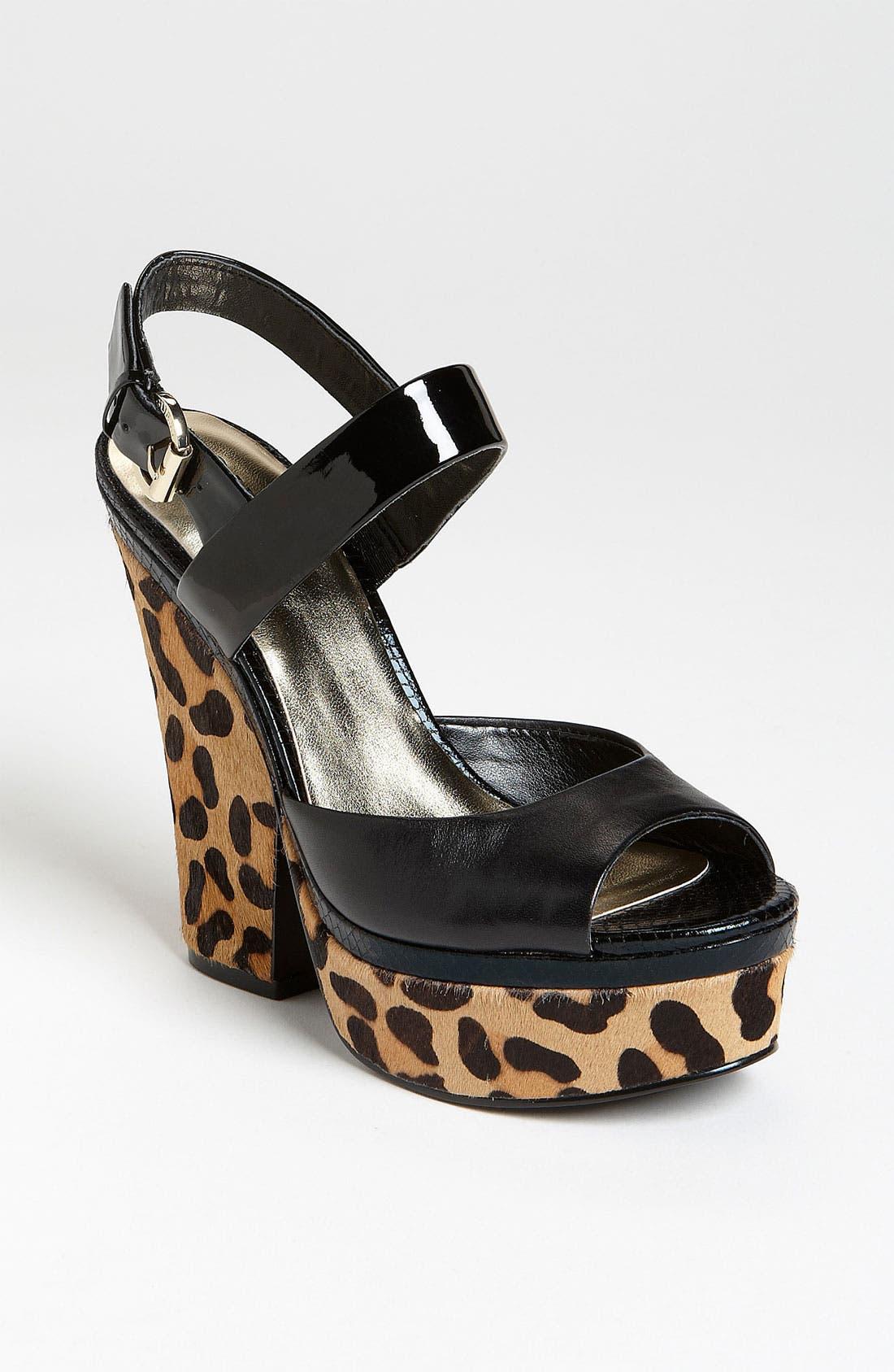 Main Image - GUESS 'Jadynn' Sandal