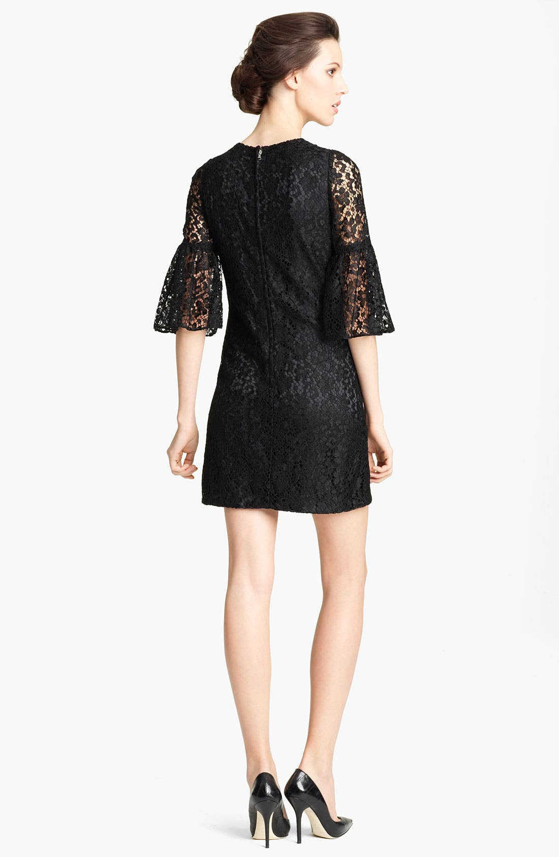 Alternate Image 2  - Dolce&Gabbana Lace Dress