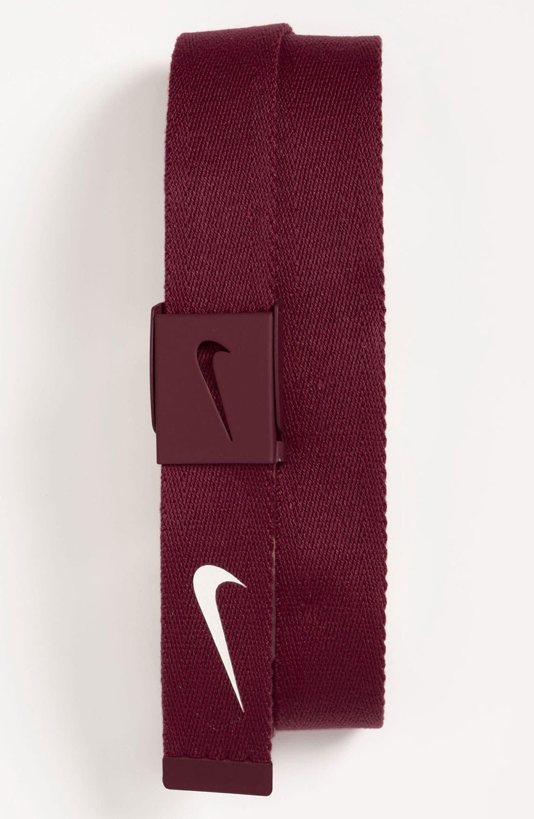 Main Image - Nike Golf 'Tech Essentials' Web Belt
